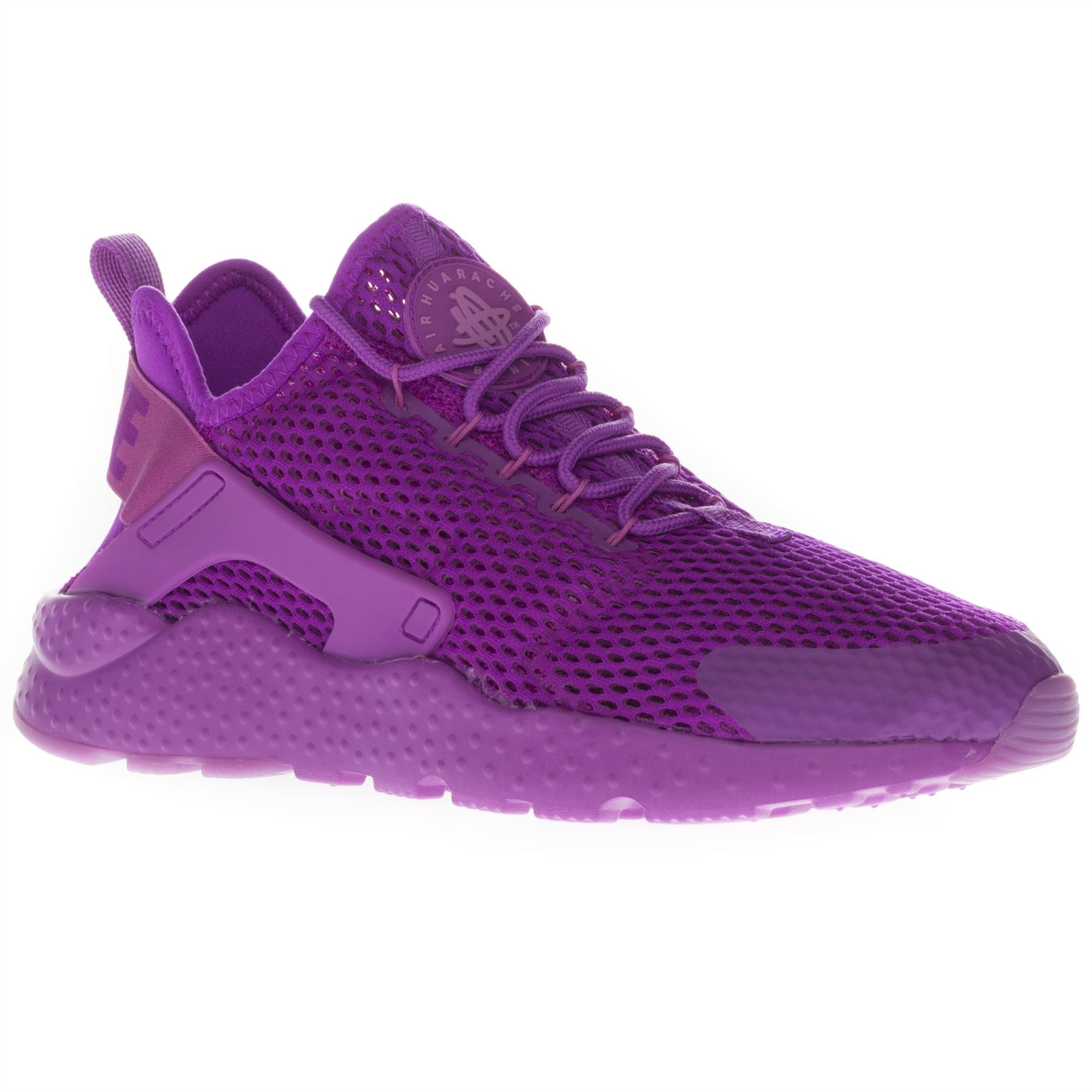 Nike Femme Ultra Air Huarache courir Ultra Femme faible Top Trainers 739246