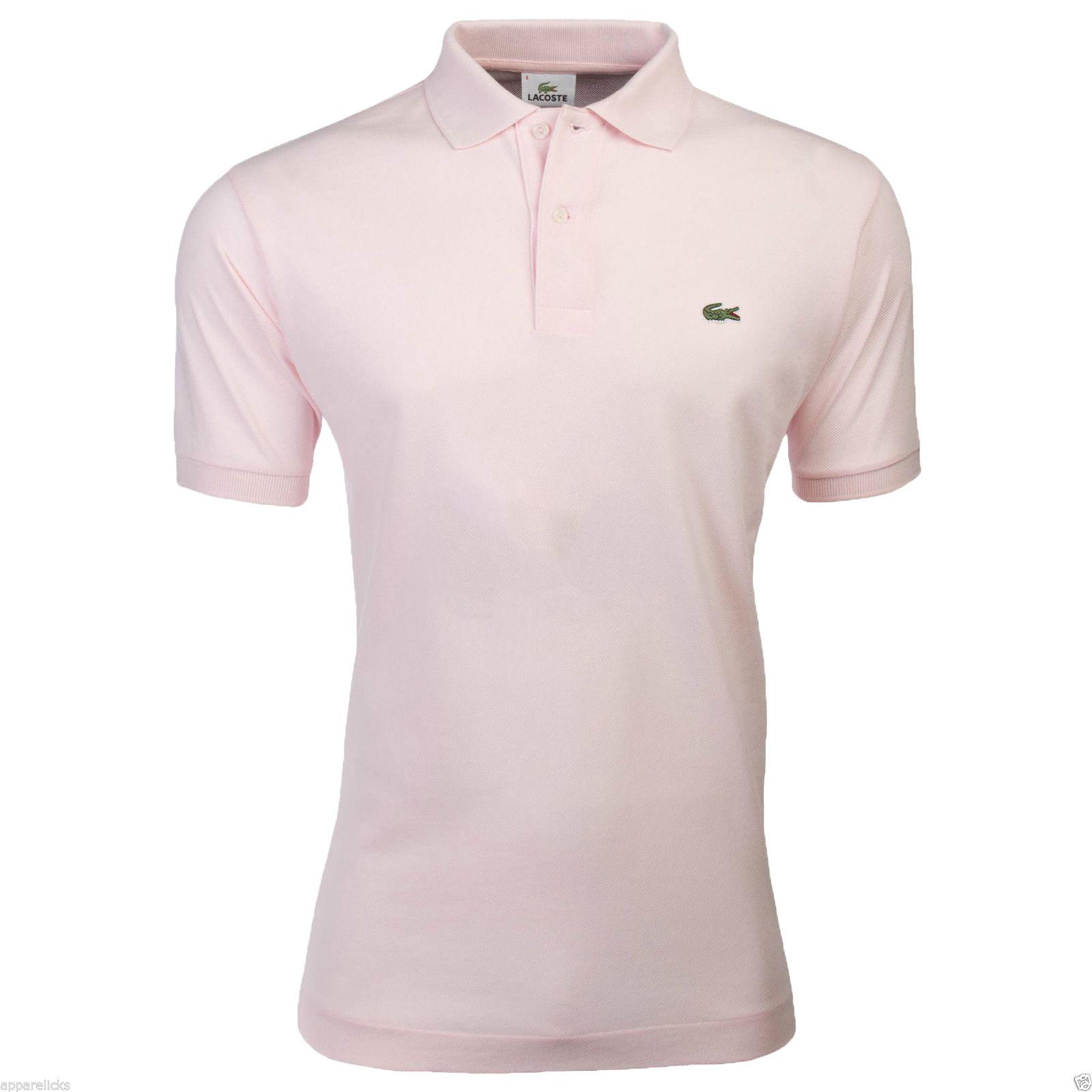 Men's Shirt L1212 Lacoste All Polo Cotton Classic Colours Fit lFTK1cJ