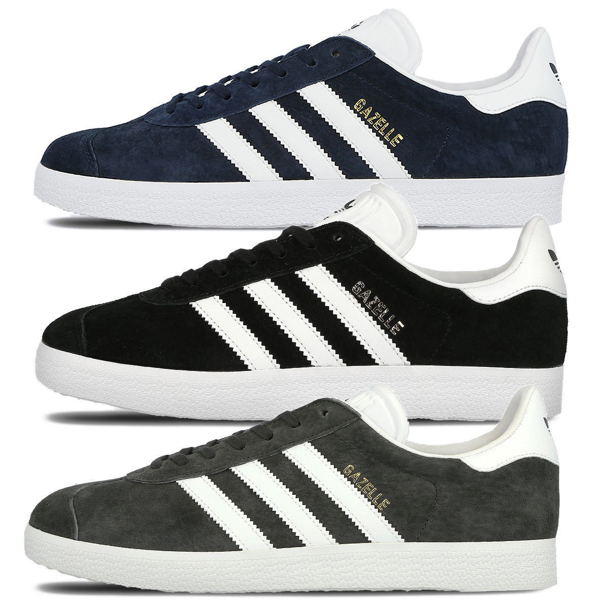 Gazelle suede trainers 6 months 1 year
