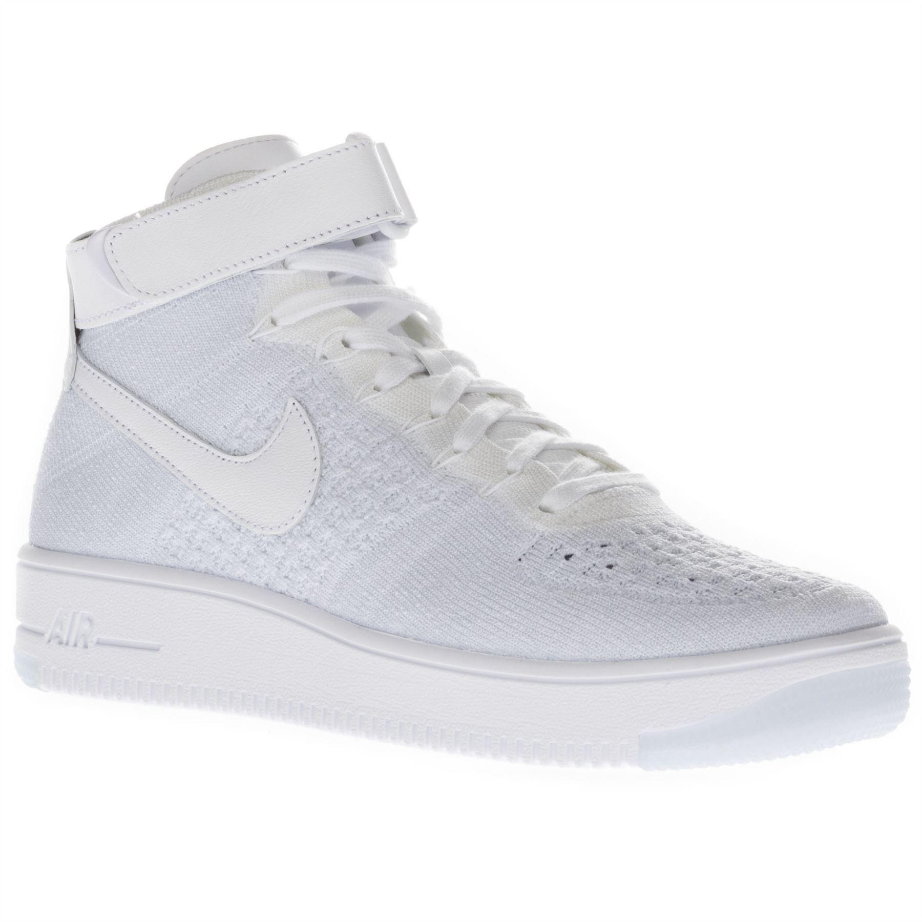 Nike Nike Nike WOMEN'S AF1 Flyknit Hi Top Running sportive casual da palestra scarpe da ginnastica Nero Bianco | Prima il cliente  | Di Progettazione Professionale  | Abbiamo ricevuto lodi dai nostri clienti.  | Uomo/Donne Scarpa  | Sig/Sig Ra Scarpa  | Maschi 6c9729