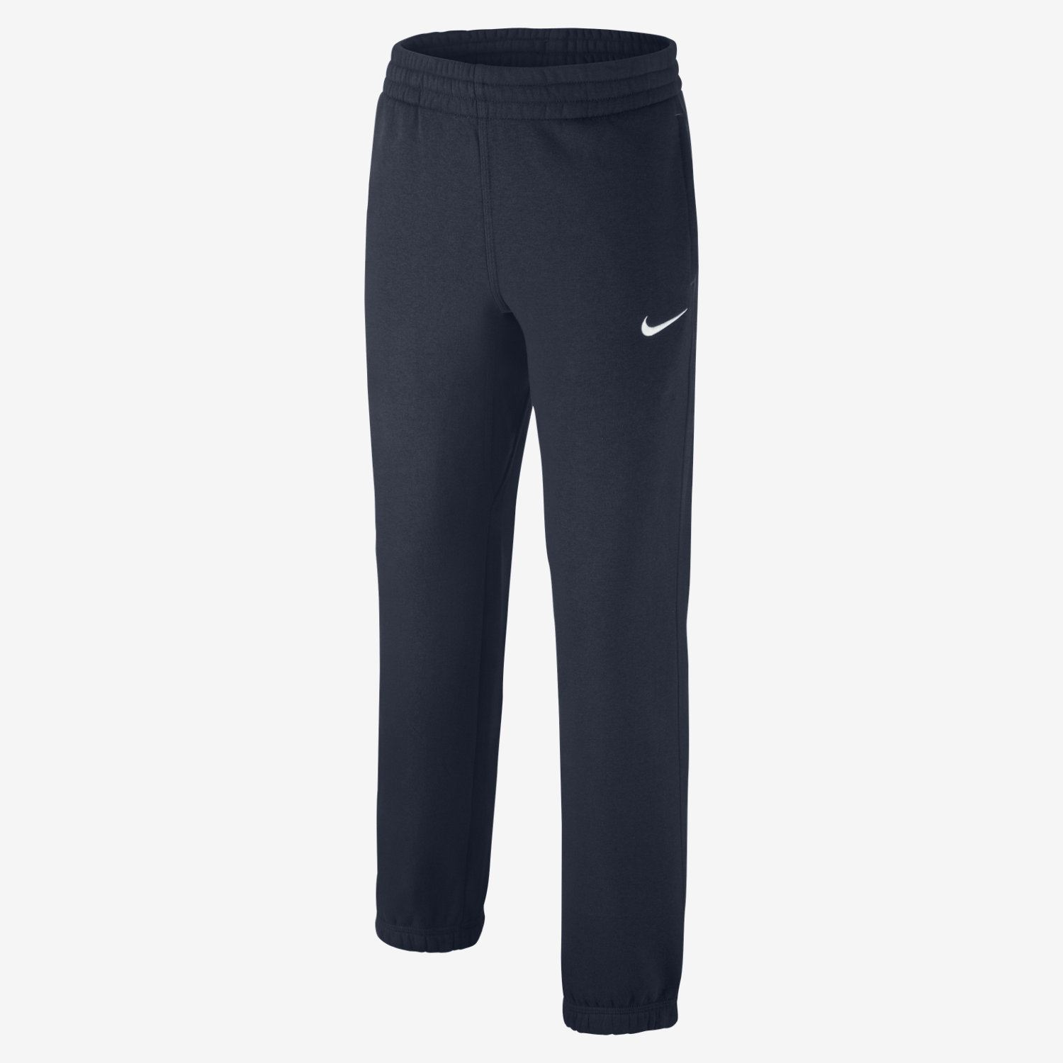 Nike Kids Boys Sports Running Tracksuit Bottoms Black Navy ...