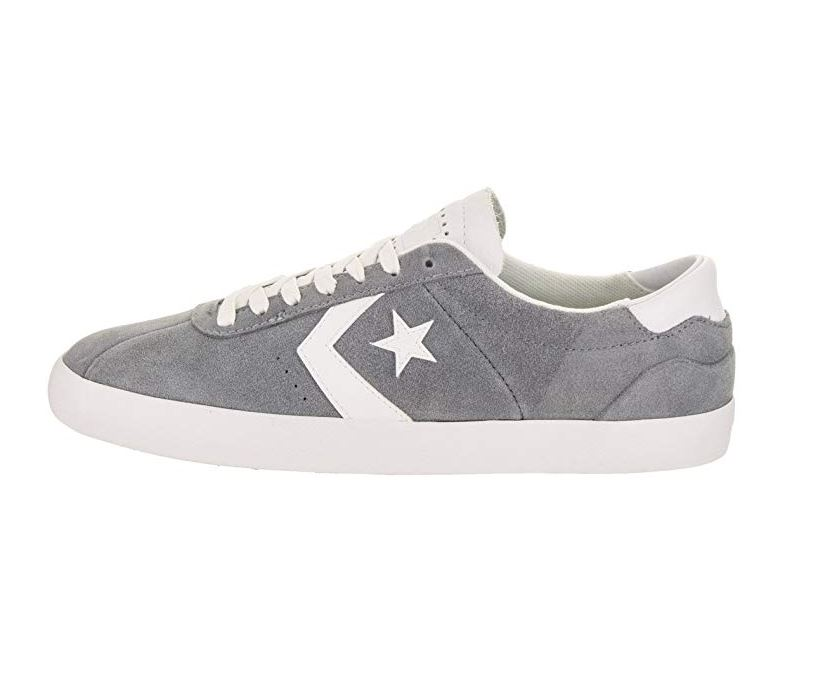 Details about Converse Mens Chuck Taylor Cons Breakpoint Pro OX Lace Up Suede Trainers