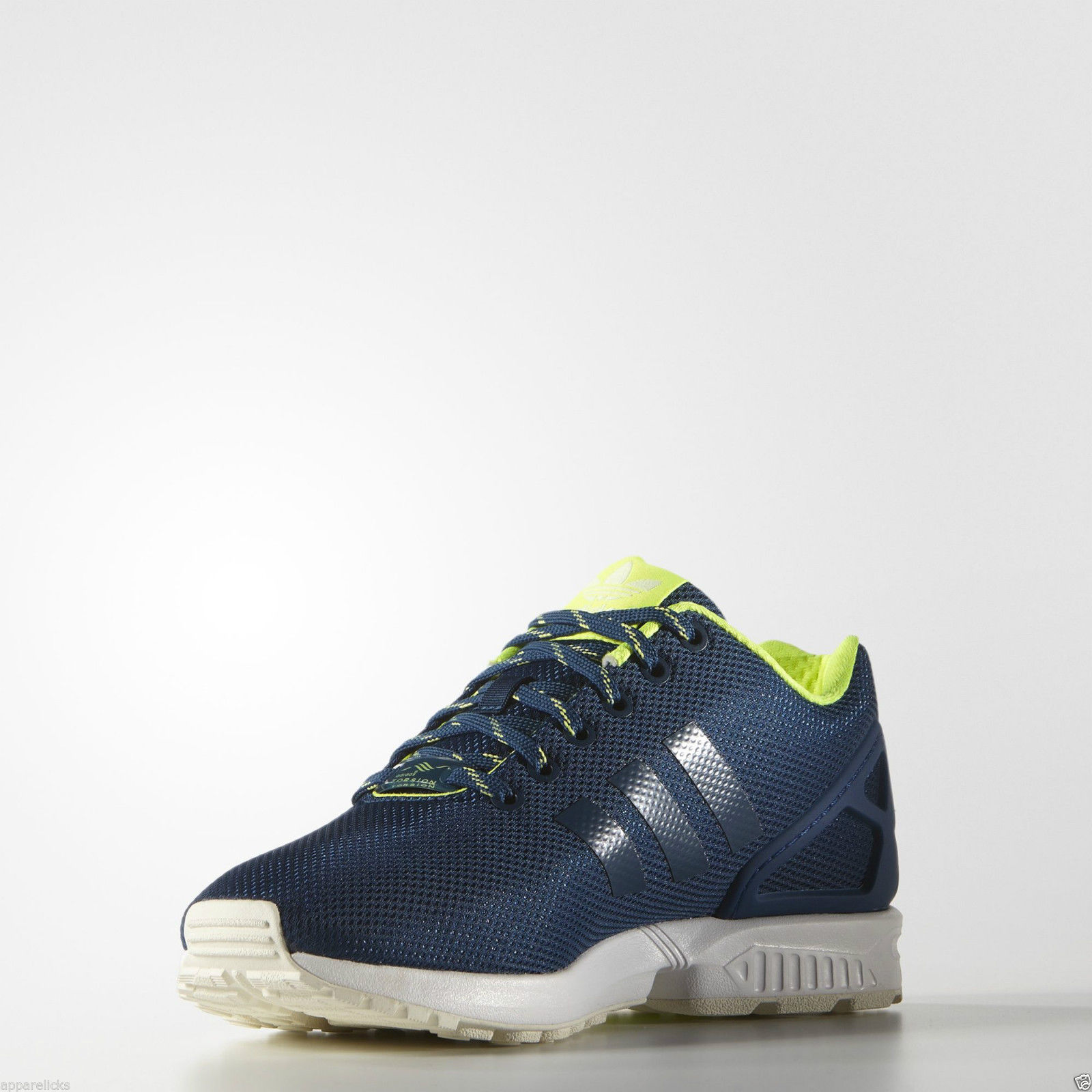 9e4e7576dec43 adidas Originals ZX Flux Blue Green Men Trinomic Shoes SNEAKERS S79101 UK  8. About this product. Picture 1 of 8  Picture 2 of 8  Picture 3 of 8 ...