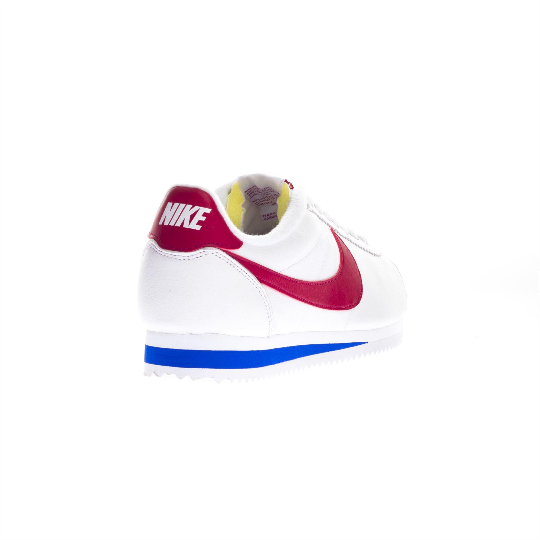 Nike Men's Cortez Classic Basic Prem QS Low Top Running