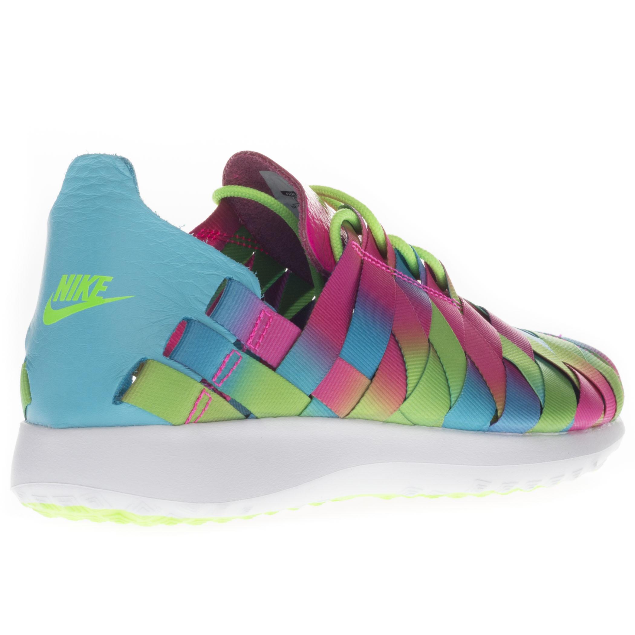 Nike frauen frauen Nike aus junvenate prm niedrigen top sport blau, grün, pink - trainer läuft 9bd852