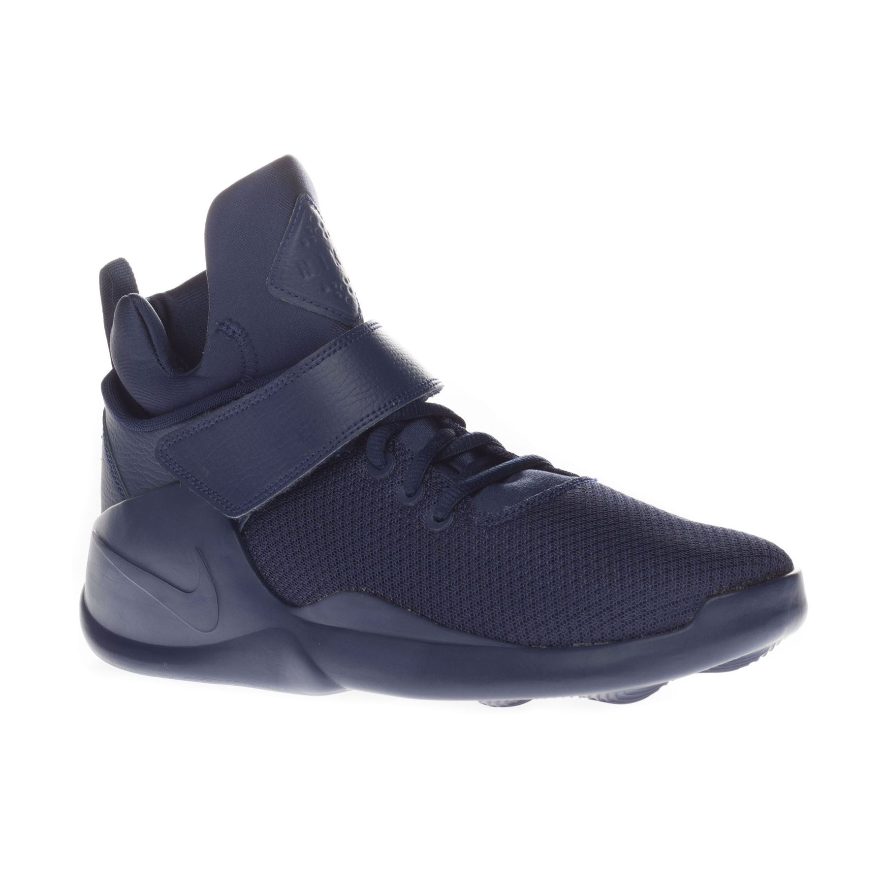 Nike Shoes With Strap Over Lace Mens