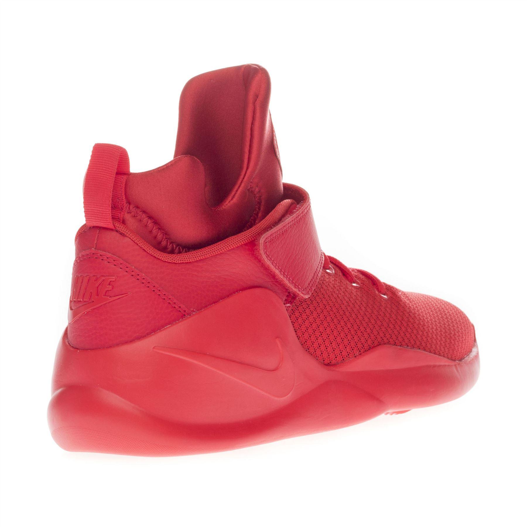 Nike Men s Kwazi Hi Top Active Running Gym Strap Lace Up Sports ... 2aa3982ac
