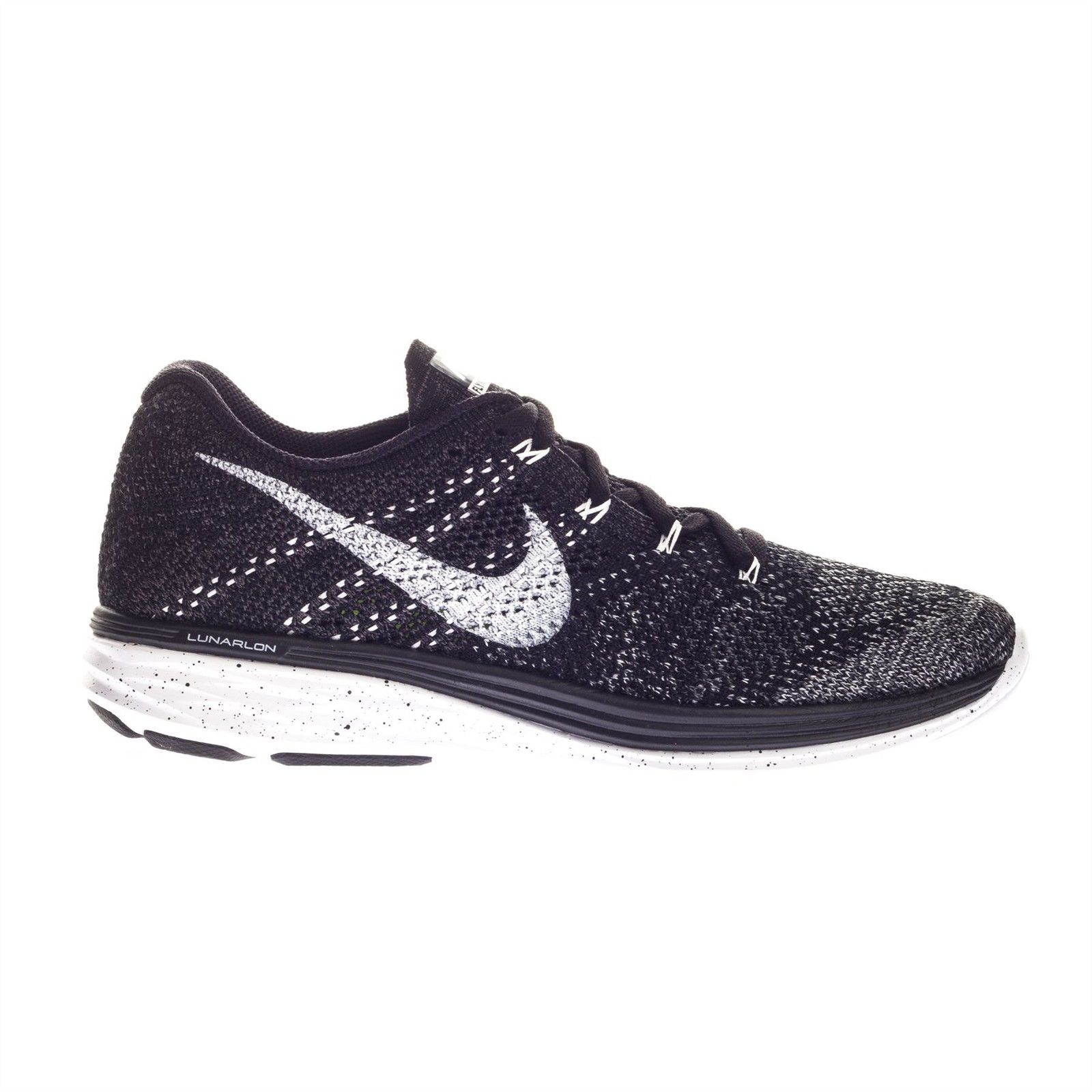 Nike Men's Flywire Top Flyknit Lunar 3 Low Top Flywire Gym Running Trainers 96b6e1