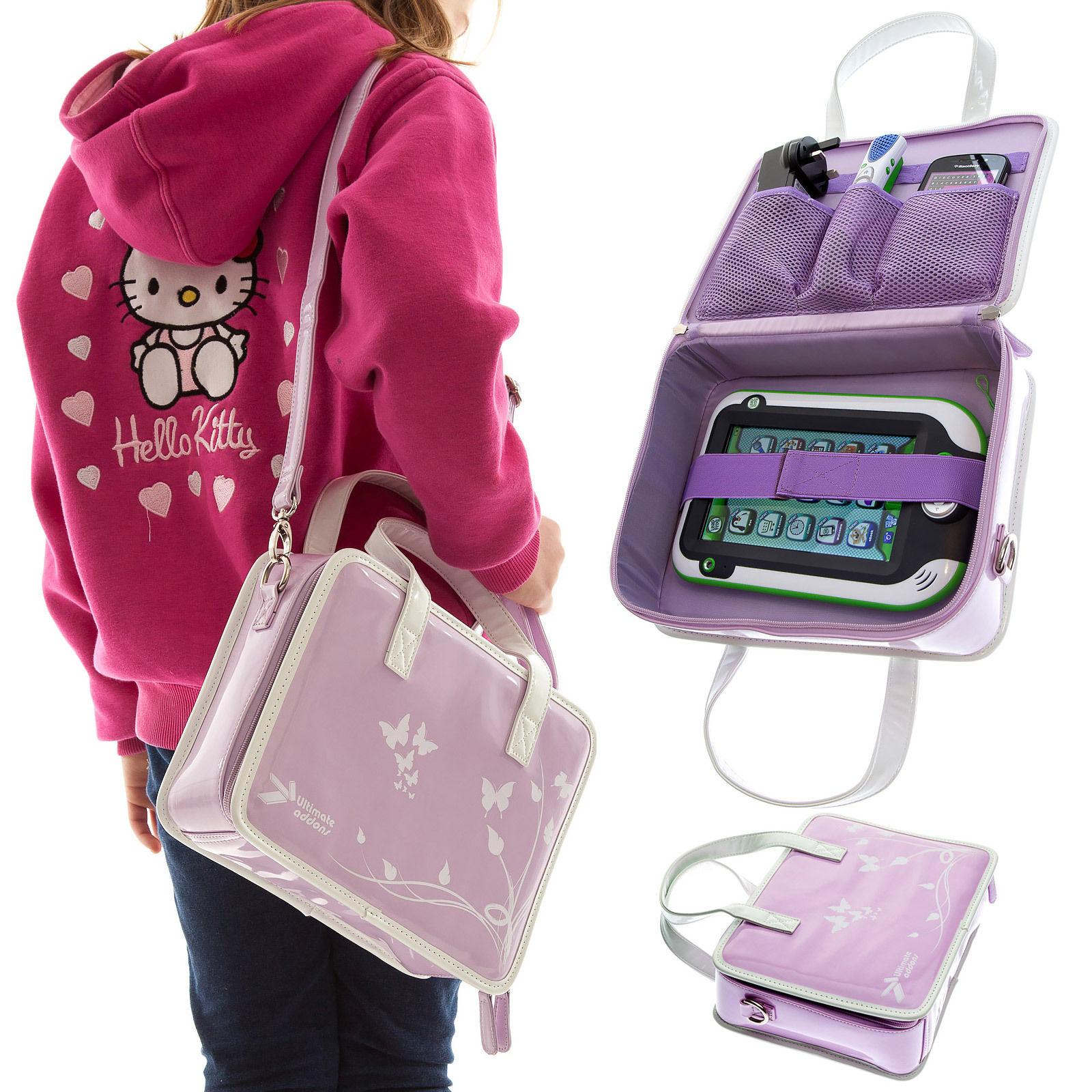 Kids Childrens Girls Handbag Storage Travel Bag Fits Apple