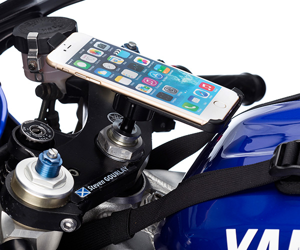 iphone 6 plus motorcycle mount motorcycle bike fork stem mount dedicated holder for 3320