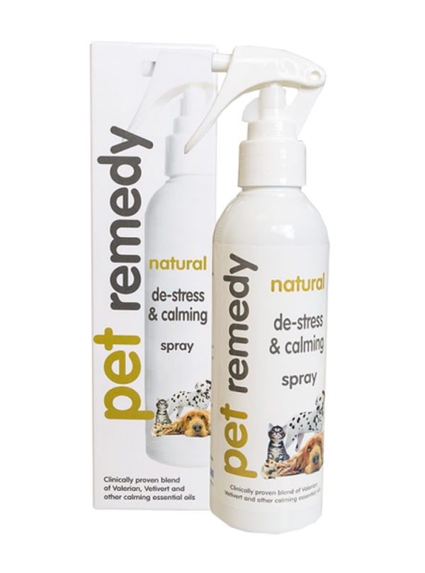 Pet Remedy Spray Natural Calming Stress Relief For Dog Cat