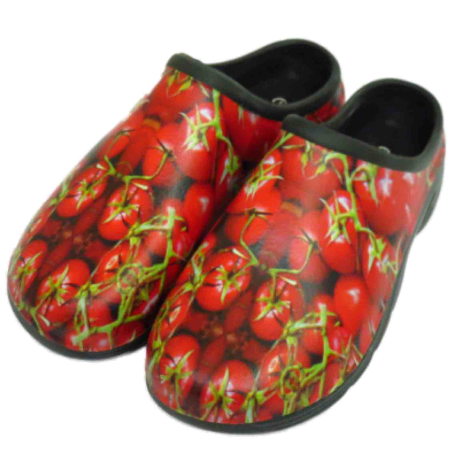 LADIES-GARDENING-CLOGS-LIGHTWEIGHT-SLIP-ON-OUTDOOR-GARDEN-MULES-SHOES-UK-4-8 thumbnail 7