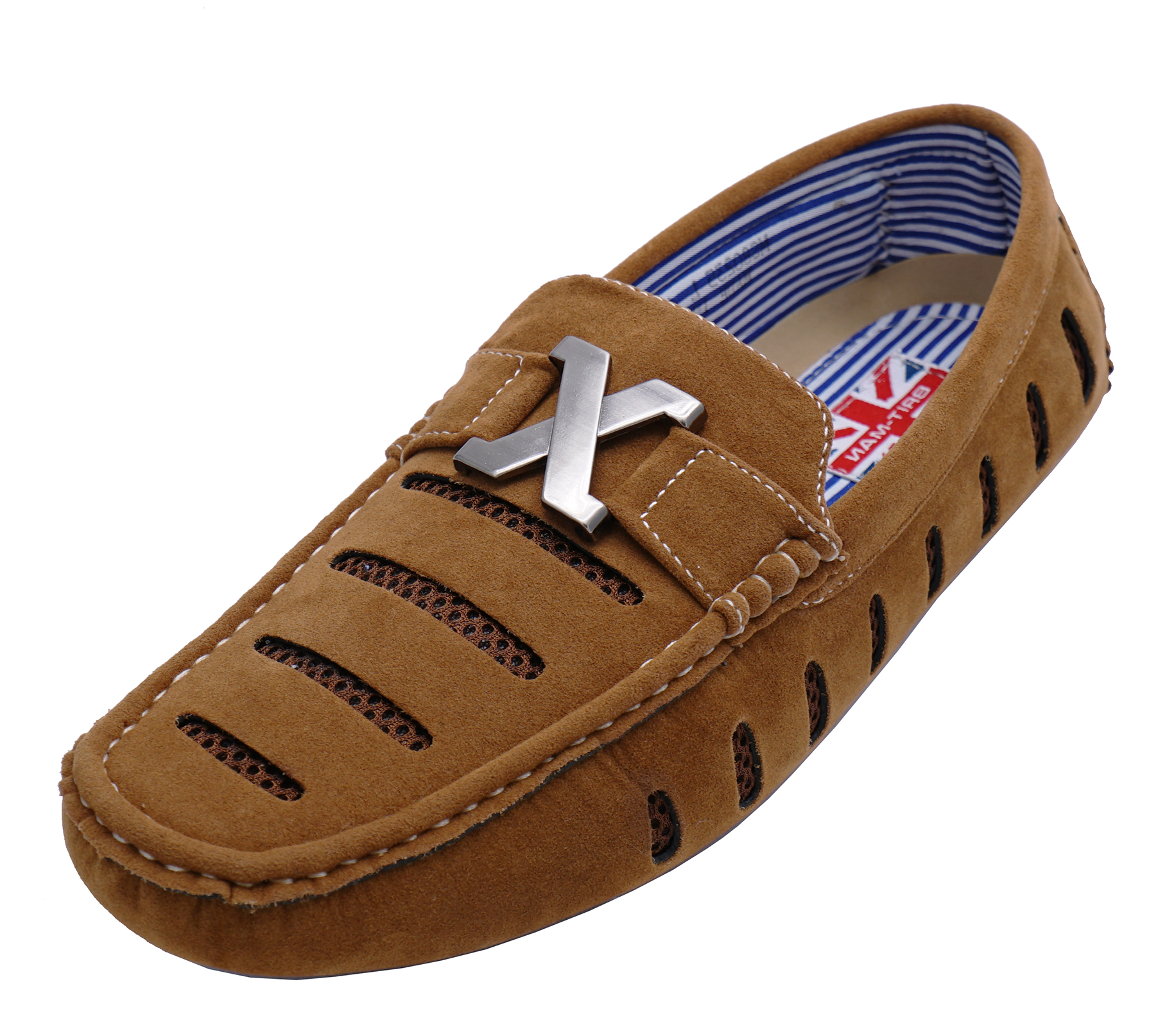 MENS WHITE YACHT LOAFERS DRIVING LACE-UP MOCCASIN DECK CASUAL SMART SHOES 6-11