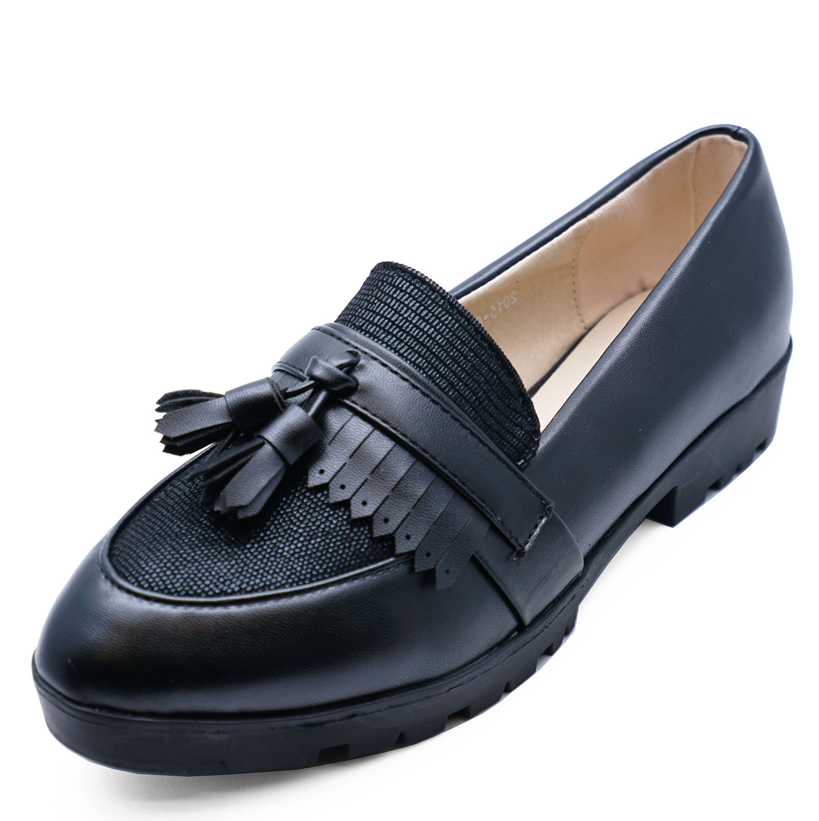 CLEATED FLAT SMART COMFY WORK SHOES UK