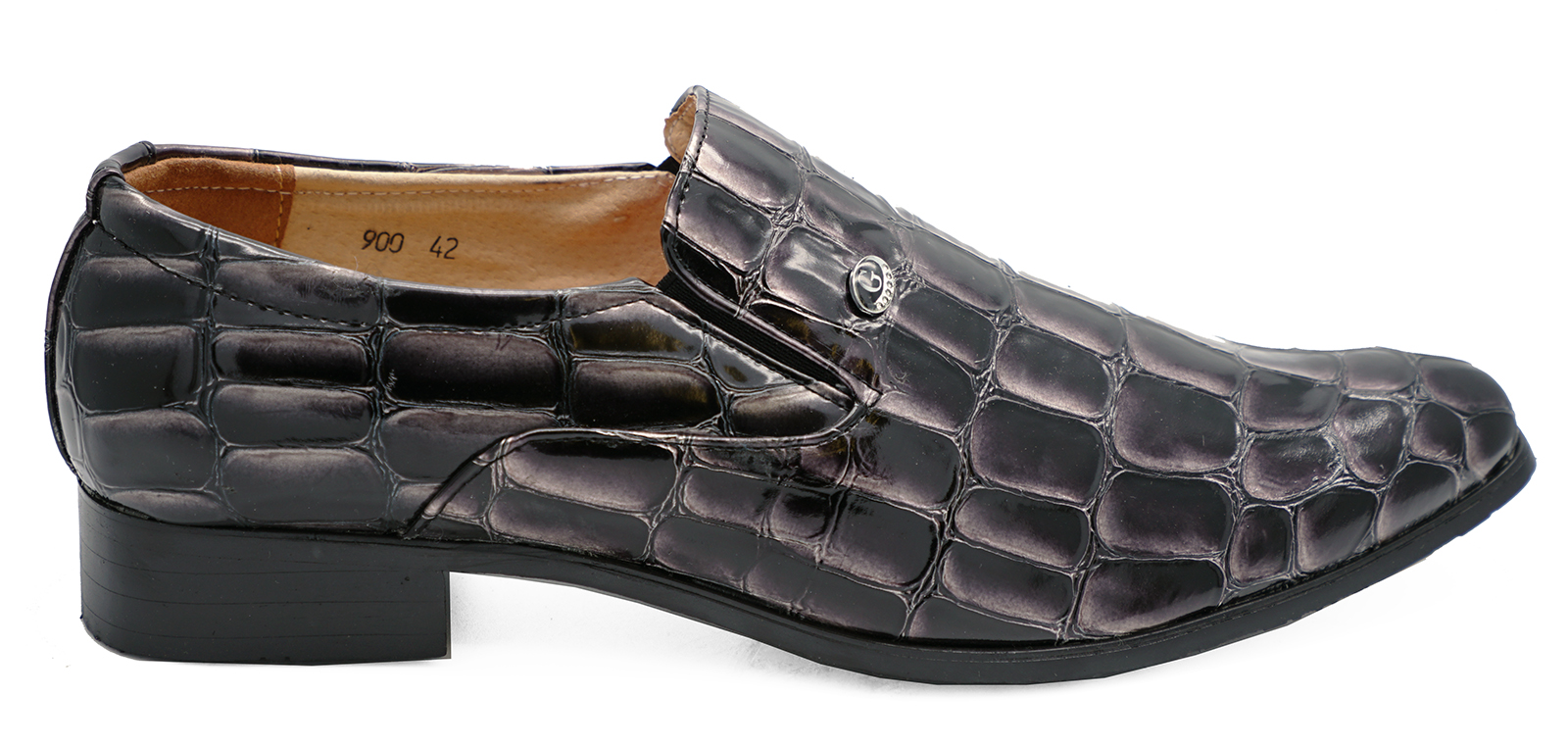thumbnail 6 - MENS-SLIP-ON-WORK-WEDDING-SMART-CASUAL-LOAFERS-FORMAL-SUIT-SHOES-SIZES-6-11