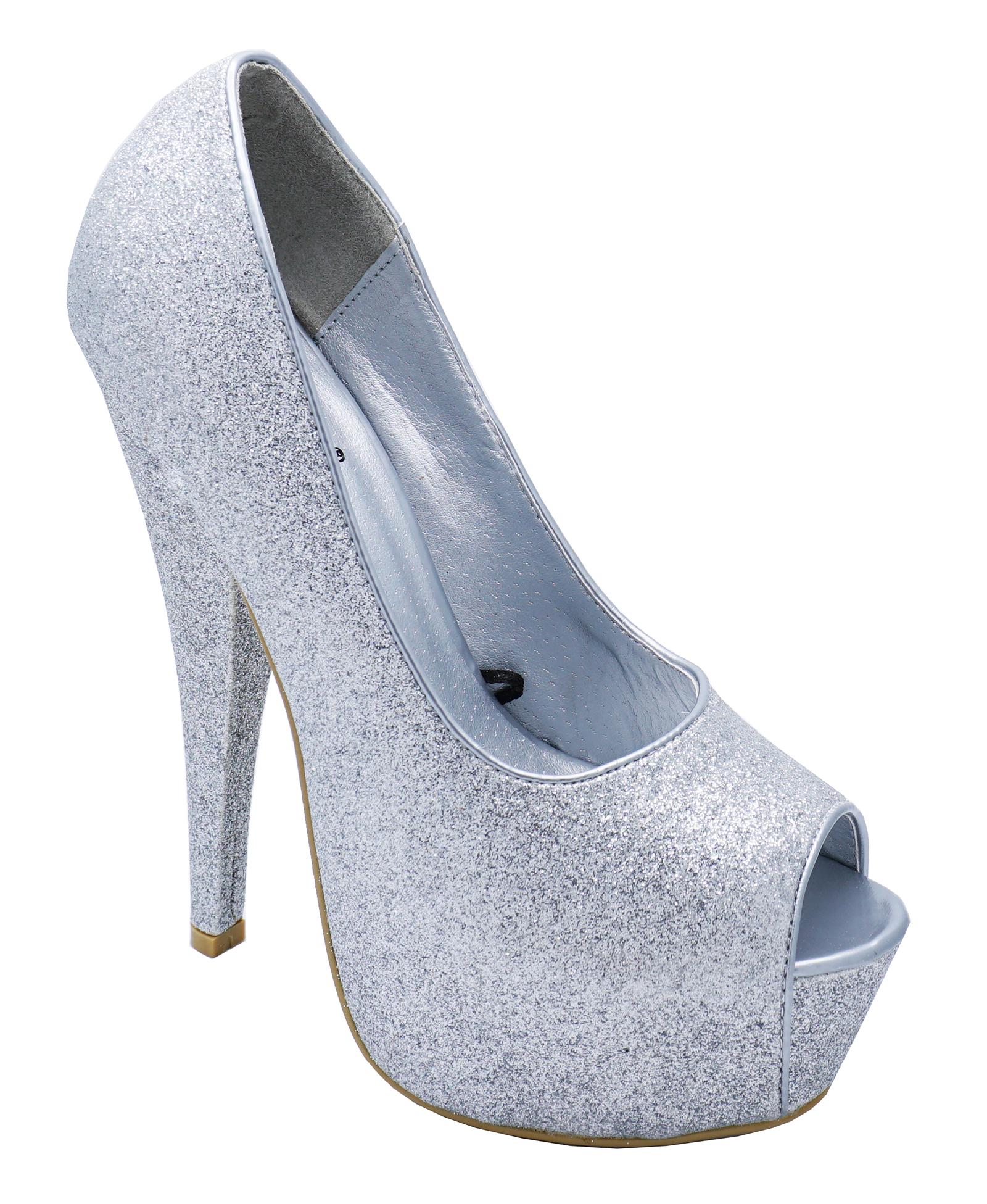Shoekandi Suede Wedge Peep Toe Platform Shoes Ankle Strap