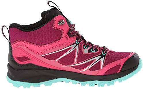 LADIES-MERRELL-CAPRA-BOLT-MID-GORE-TEX-BRIGHT-RED-TRAINER-HIKING-BOOTS-UK-3-7 thumbnail 9