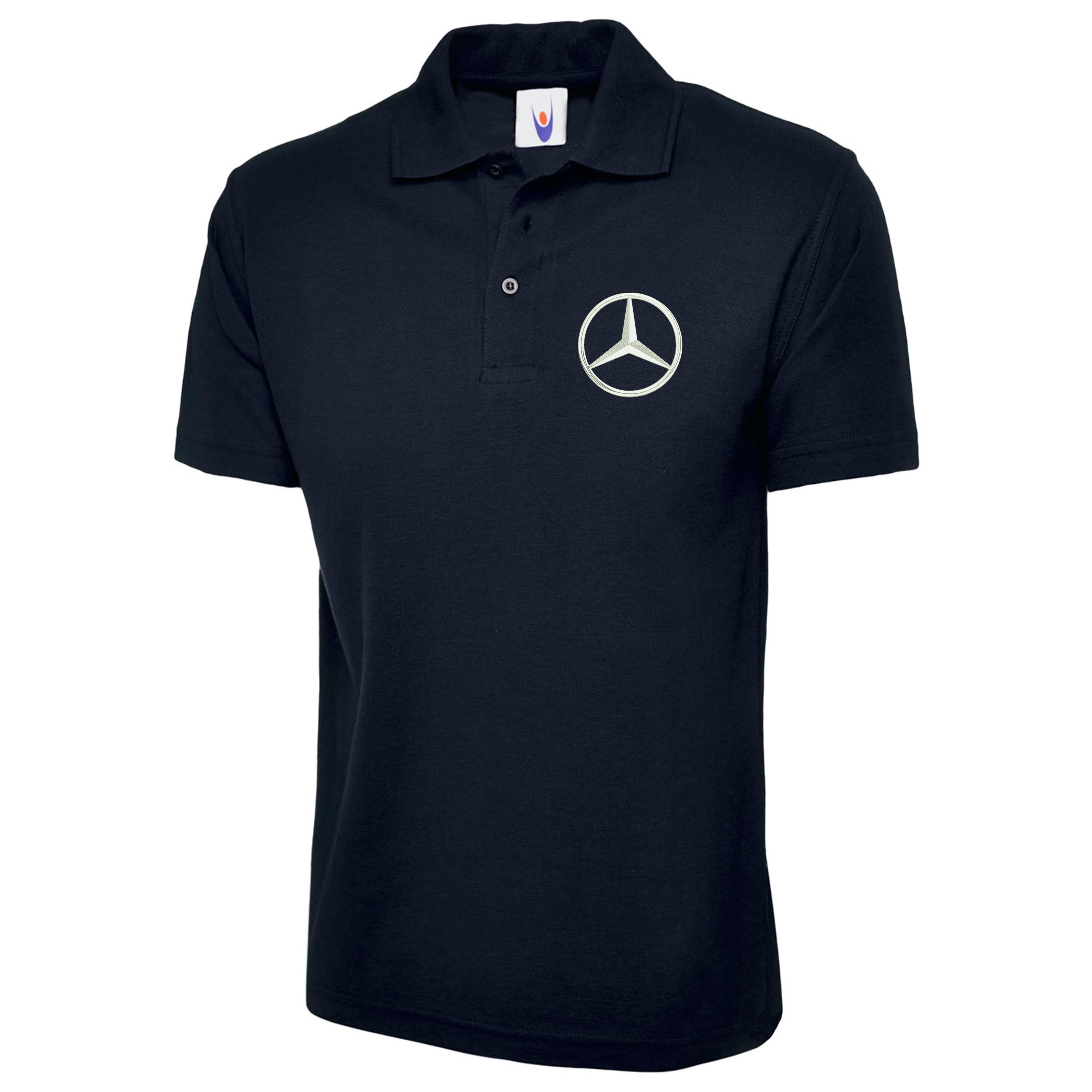 benz men shirt mercedes black reid s mens shirts p boss