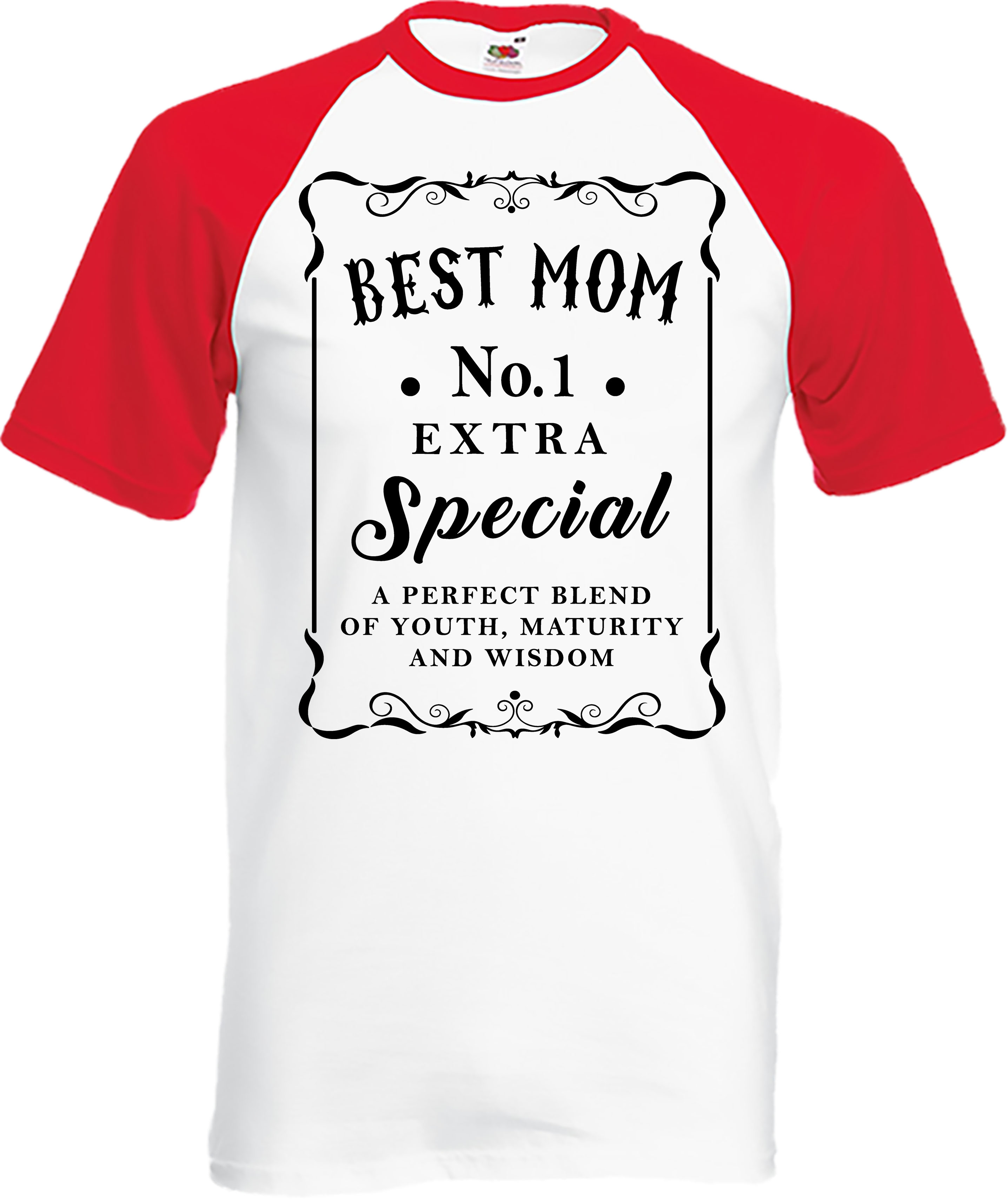 Best mom t shirt mothersday gift mothers day raglan for Best gifts to give mom