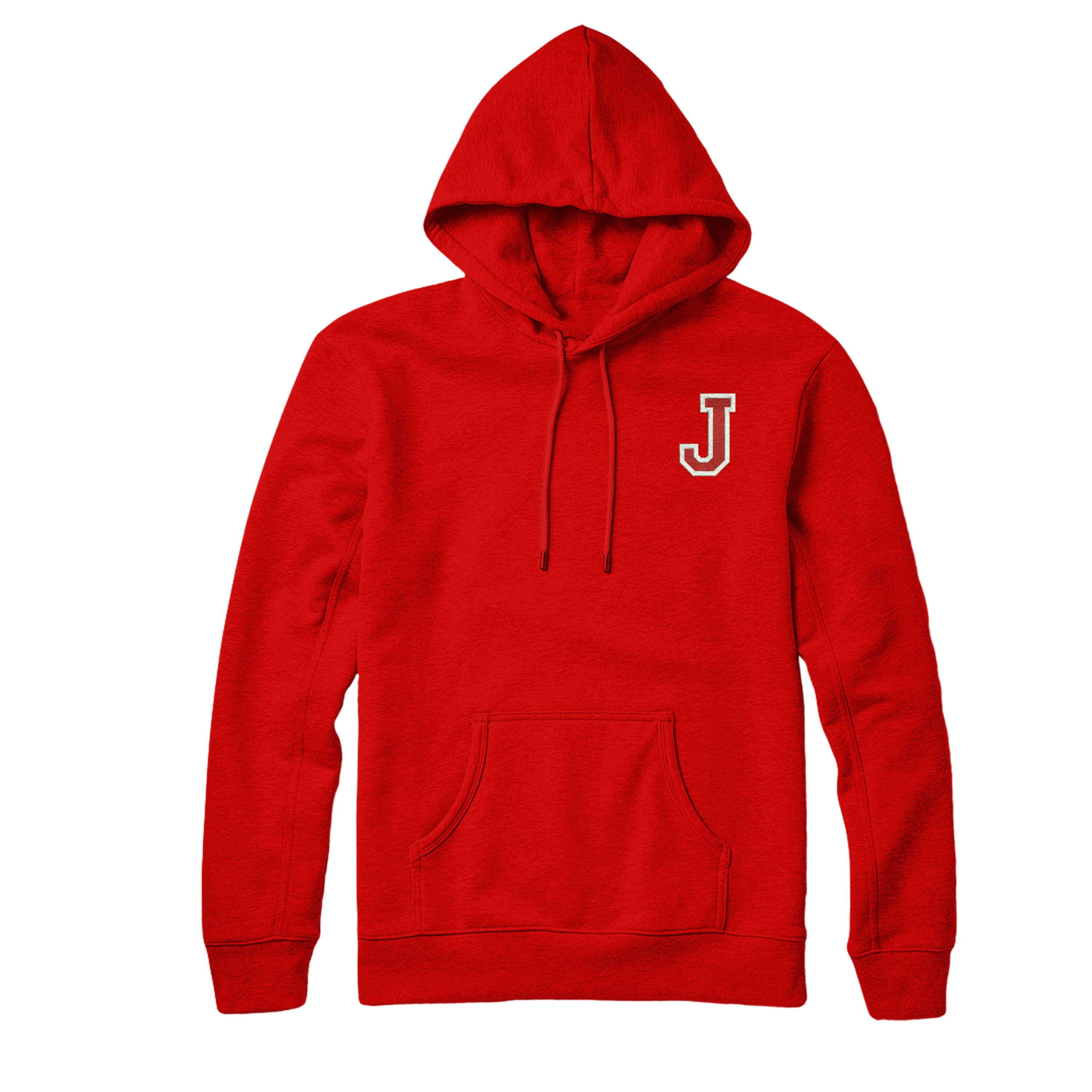 Letter-J-Hoodie-Birthday-Gift-Alphabet-Hiphop-Style-Embroidered-Hoodie-Top