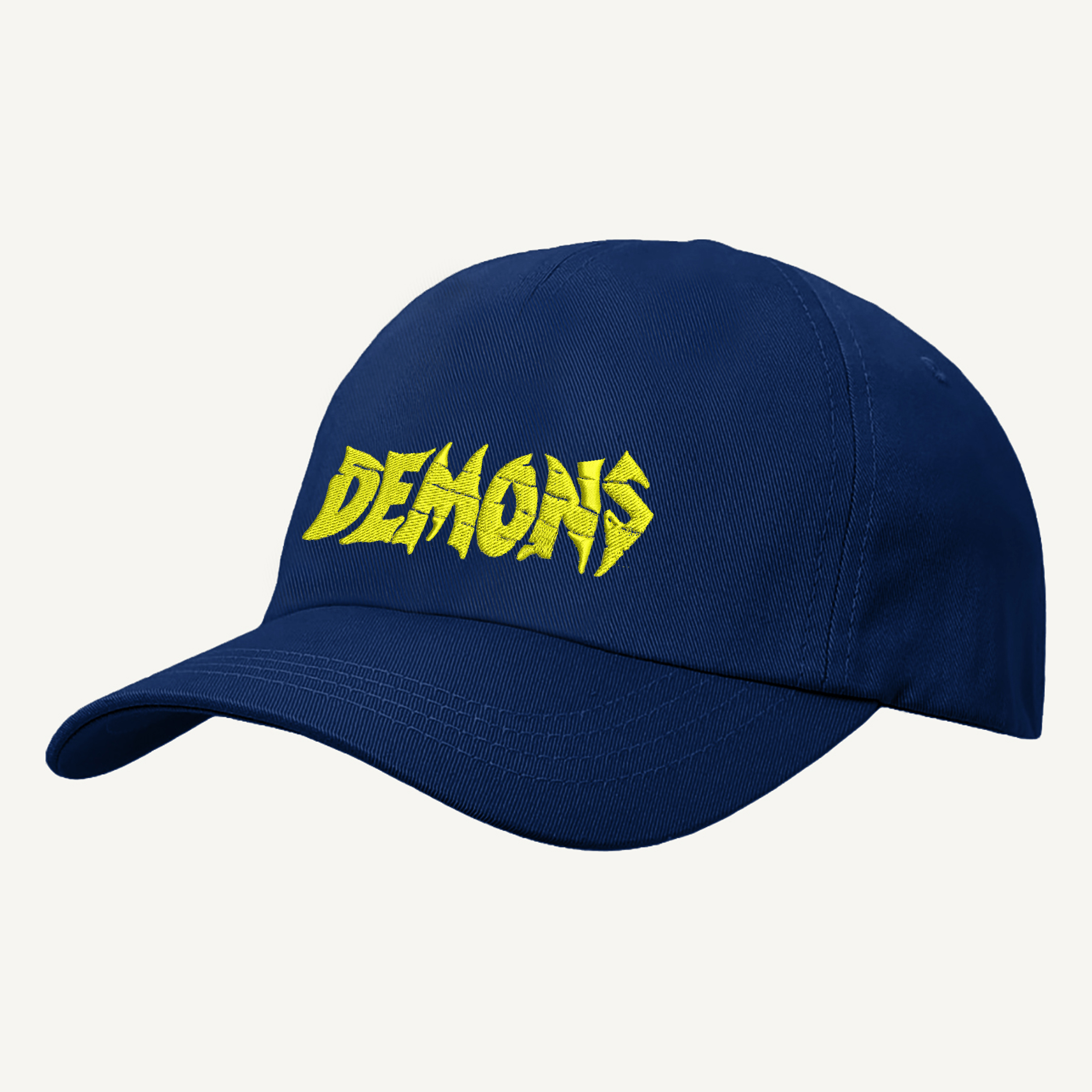 Demonios-Gorra-de-beisbol-drama-Sombrero-pelicula-de-terror-diseno-bordado-Lamberto-Bava