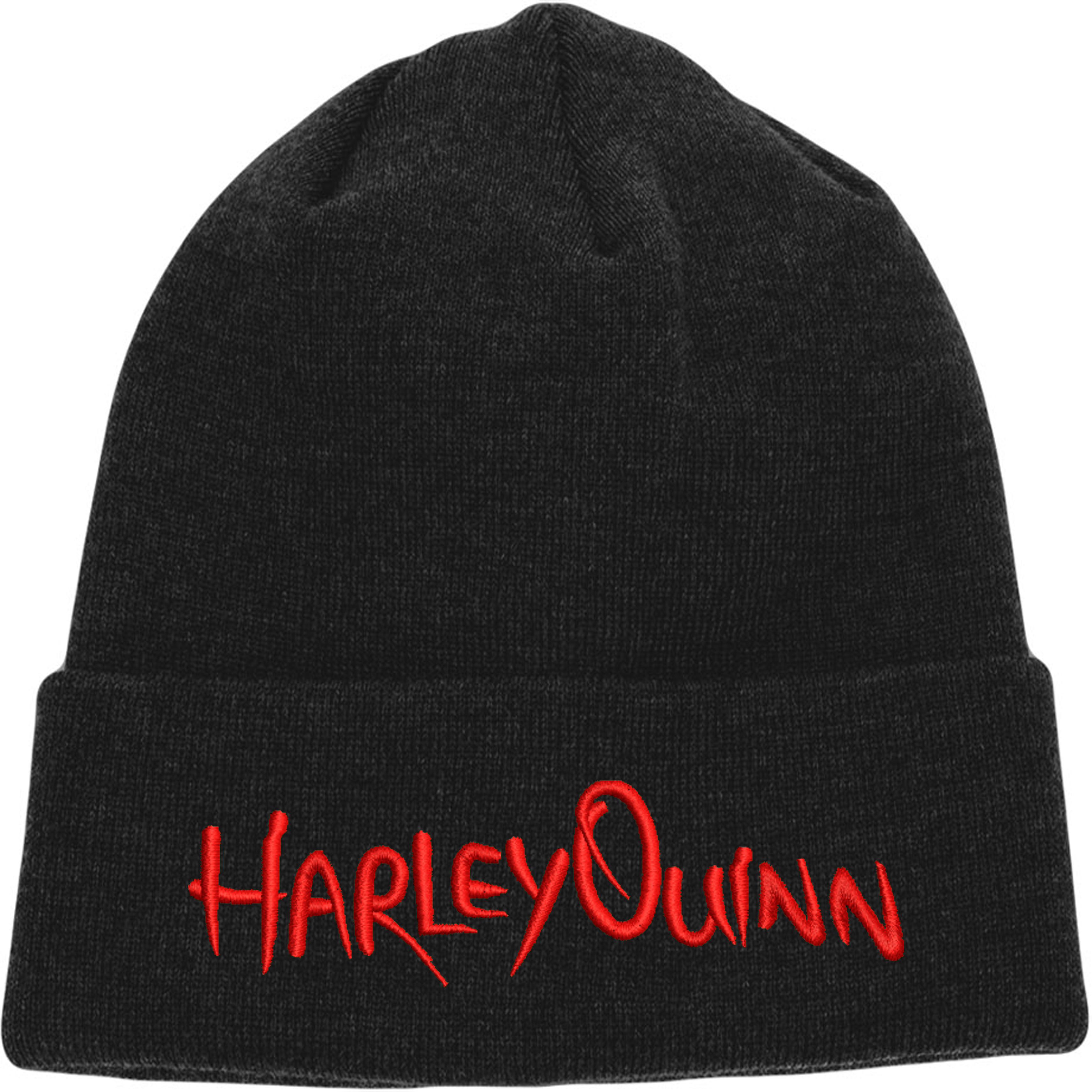 ee5bfd72ea6 ... ireland harley quinn beanie suicide squad hat dc comics 3c293 f1ff0