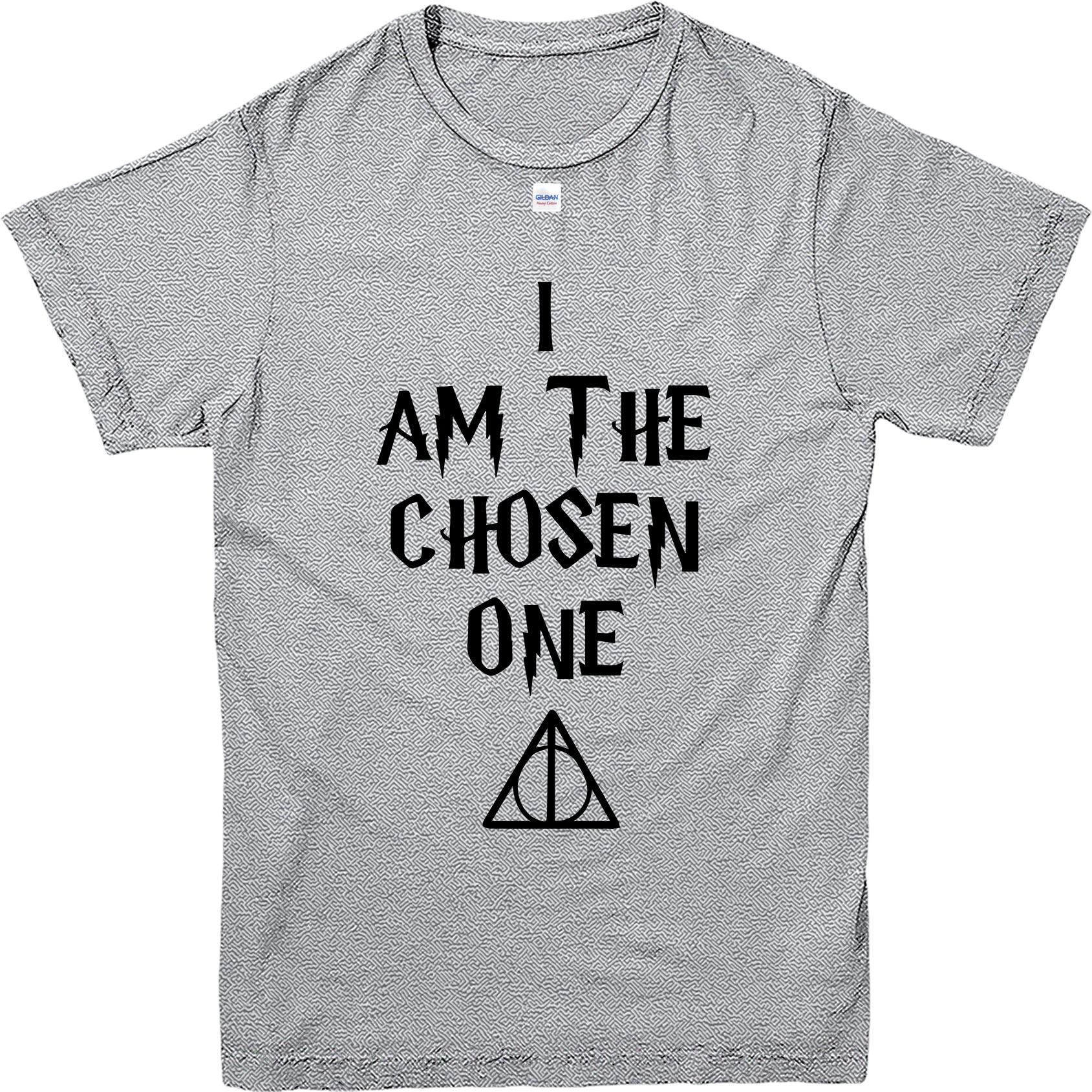 Harry Potter T Shirt I Am The Chosen One T Shirt