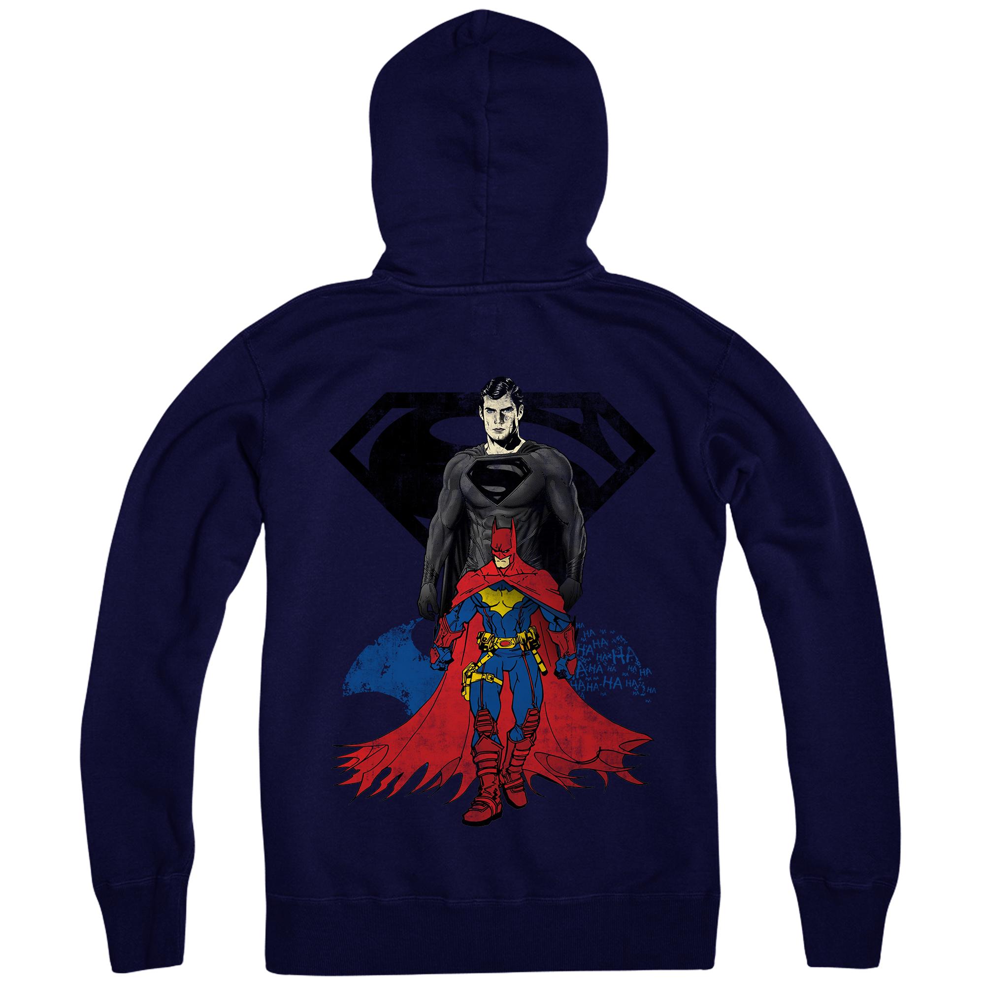 Marvel comic hoodies