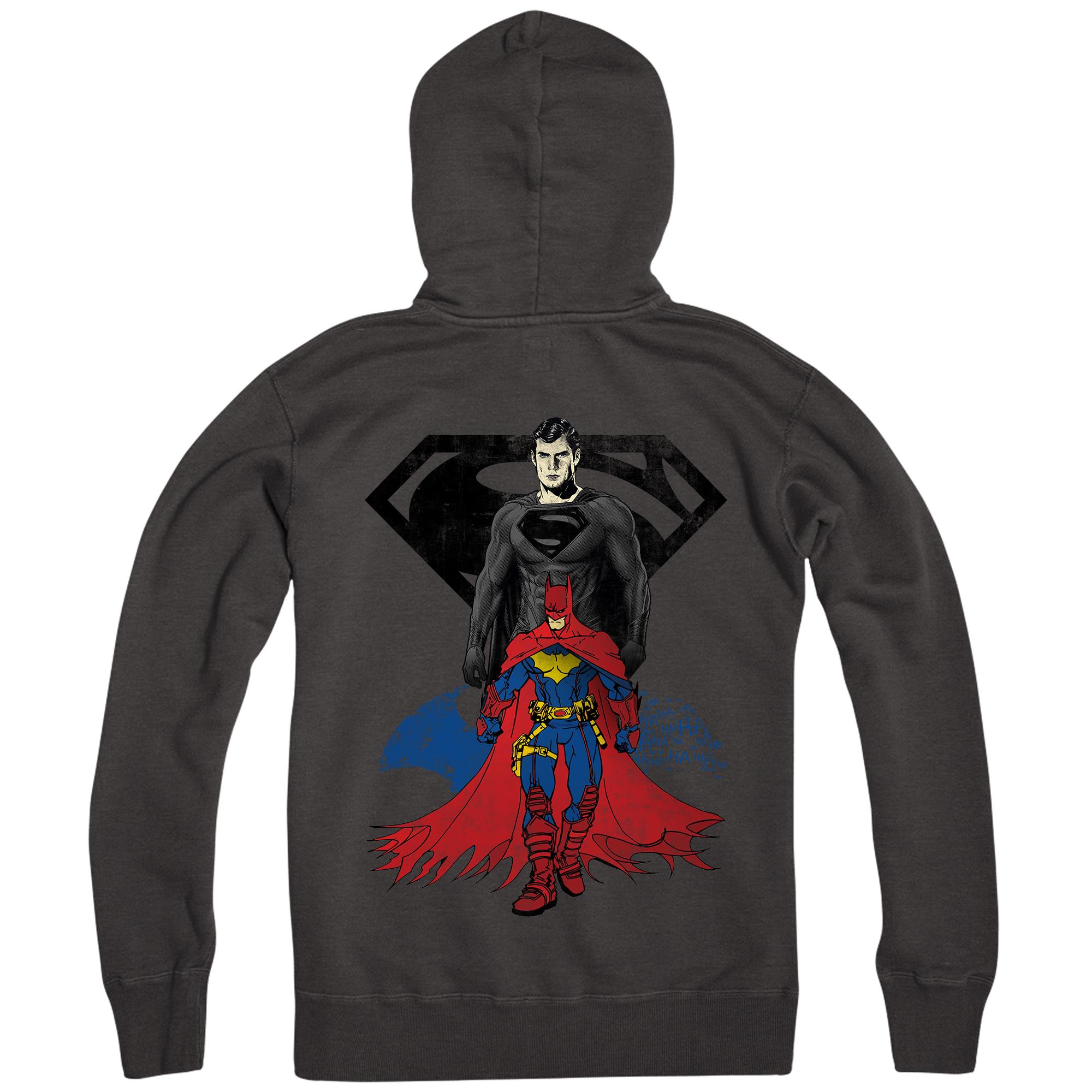 Marvel comics hoodie