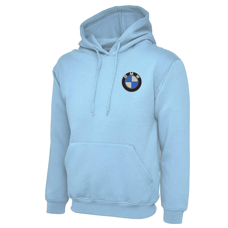 Embroidered Bmw Logo Hoodie Workwear Uniform Bmw M Sports Top Ebay