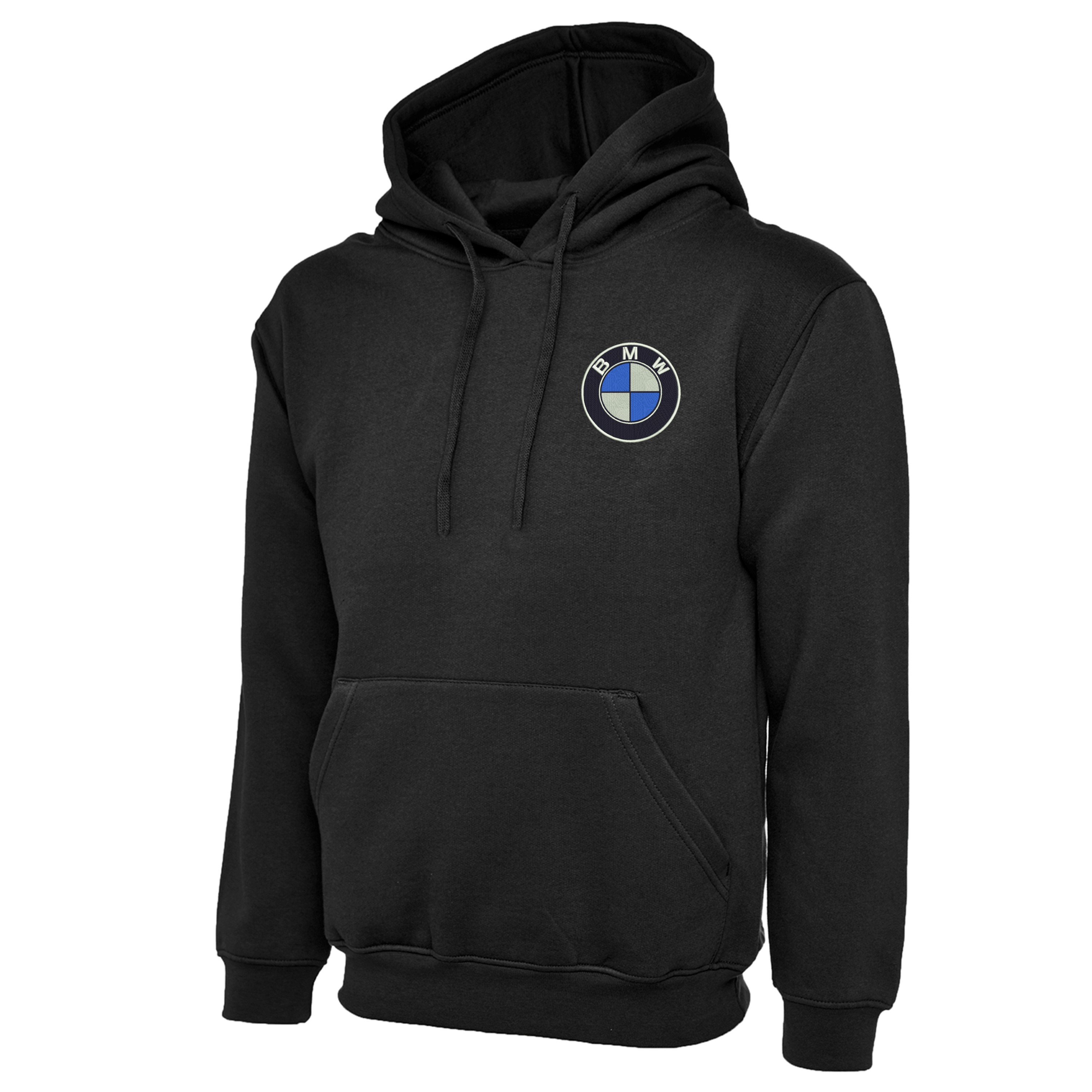 Embroidered Bmw Logo Hoodie Workwear Uniform Bmw M Sports
