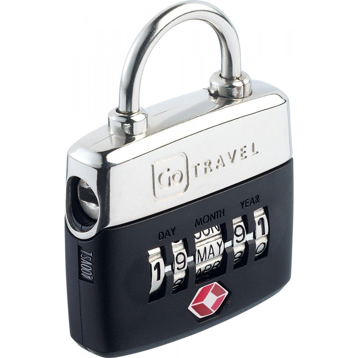 how to reset go travel lock