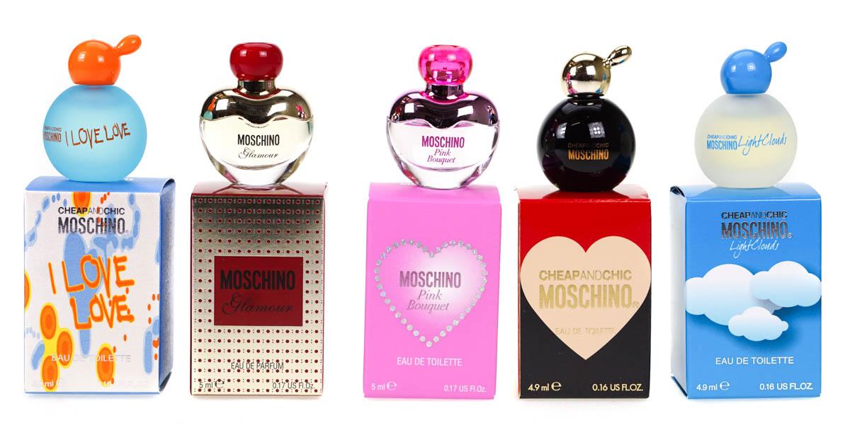 Moschino Edt Amp Edp Gift Set Cheap Amp Chic I Love Light