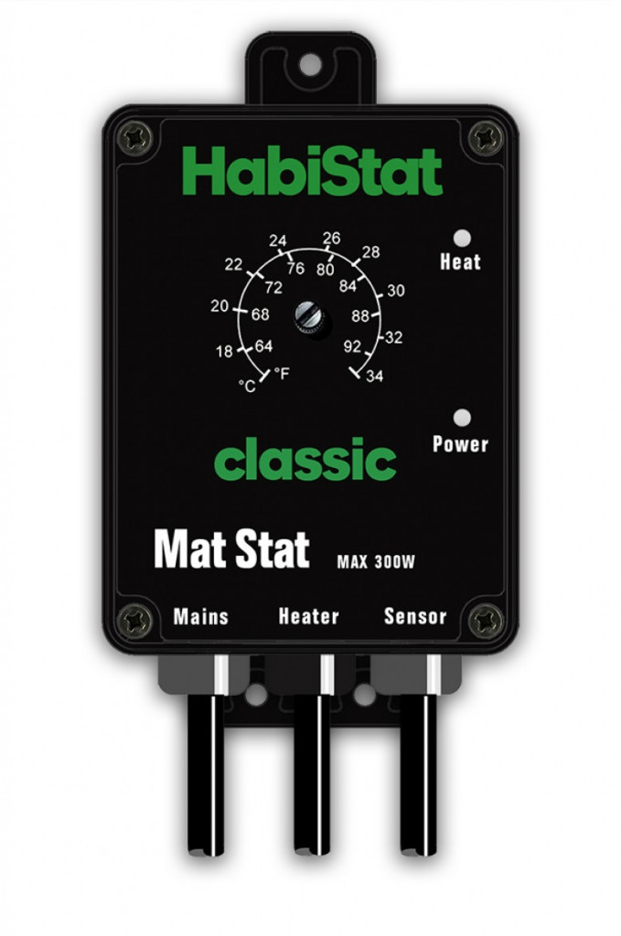 charge max 300 W Habistat Mat Stat Thermostat