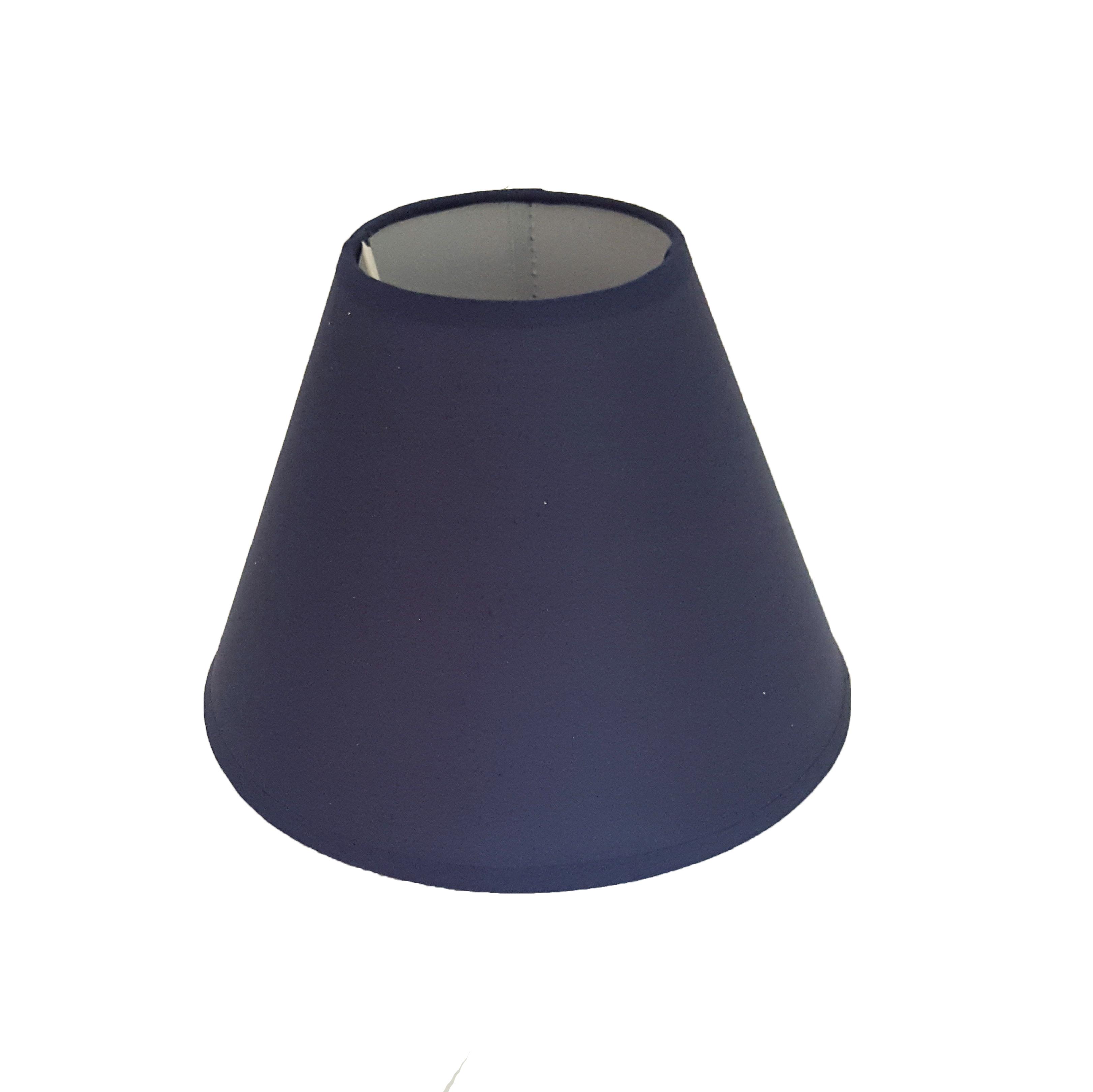 9 Quot Coolie Ceiling Table Lamp Shade Black Cream Lt Blue Lt