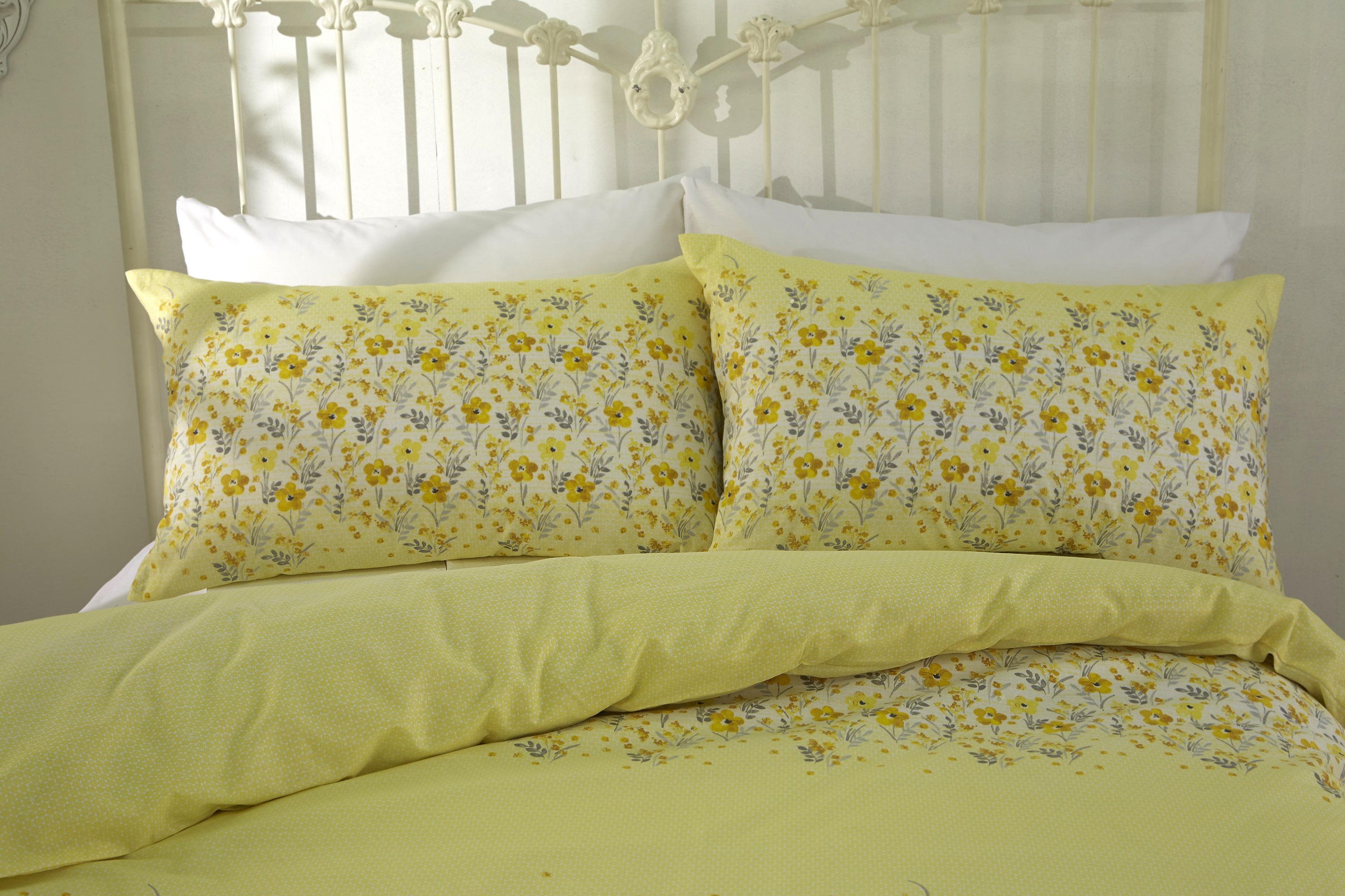 Image Result For Yellow Bedroom Curtains