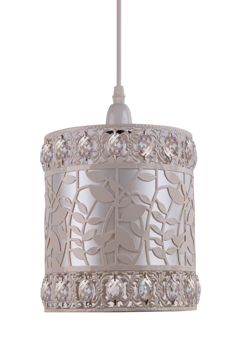 Kliving Ramsay Acrylique Perles Plafond Pendentif Abat-jour