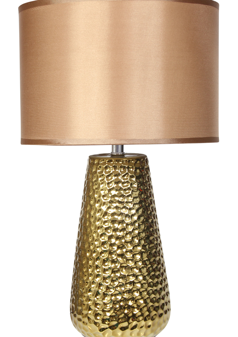 kliving hutton gl nzend keramik tischlampe mit. Black Bedroom Furniture Sets. Home Design Ideas