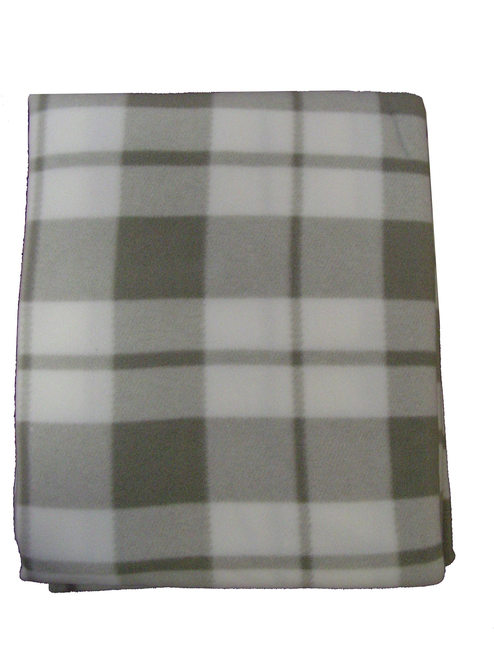 england kariertes design 100 polyester luxus decke 230x230cm heim bettw sche ebay. Black Bedroom Furniture Sets. Home Design Ideas