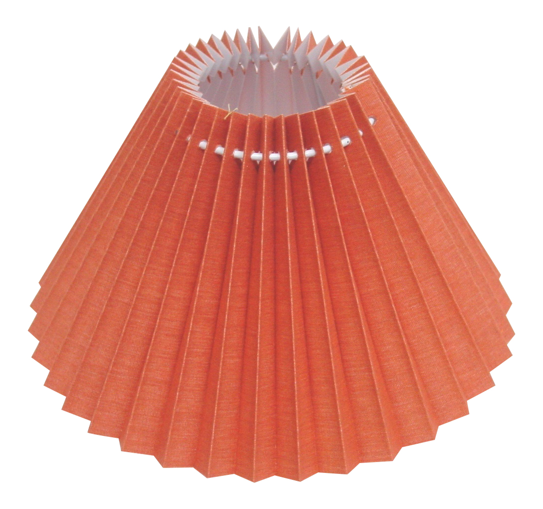 New 12 Quot Pleated Coolie Pendant Ceiling Table Lamp Shade Ebay