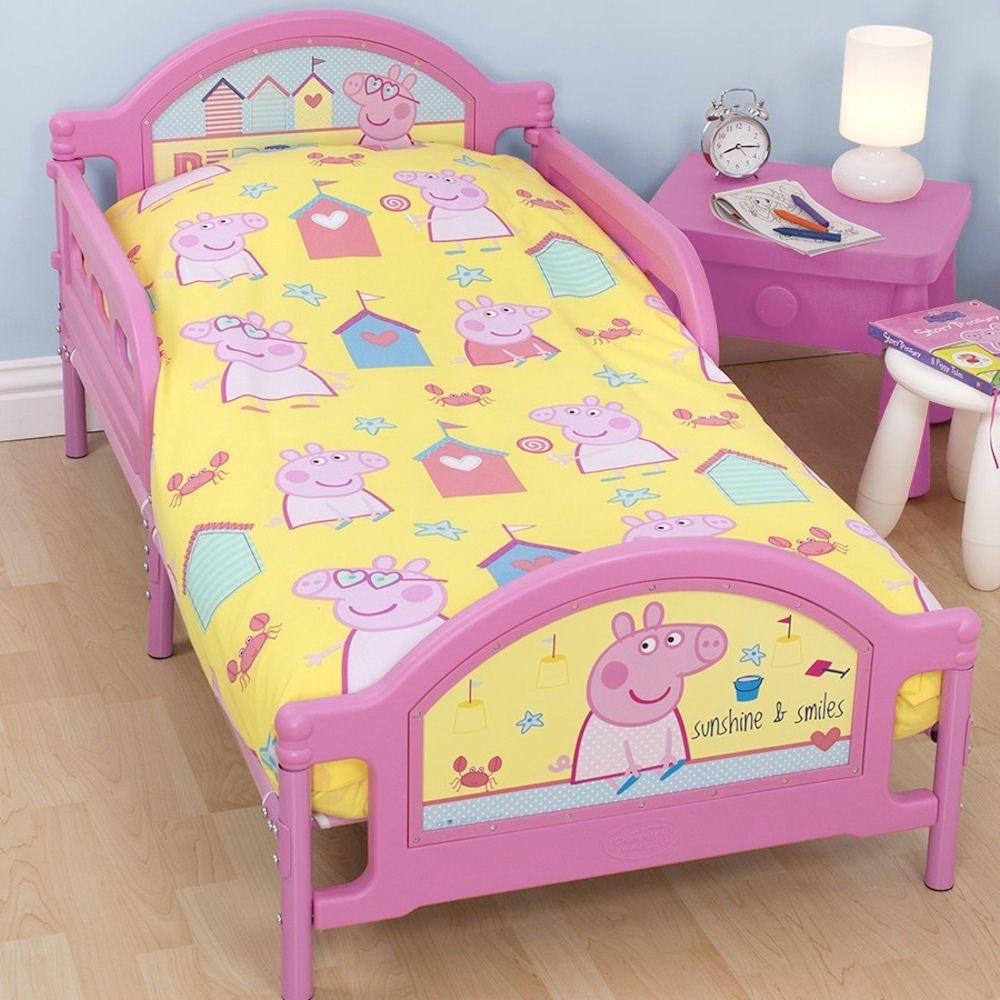 Character World 125 X 150 Cm Junior Bedding Bundle Disney