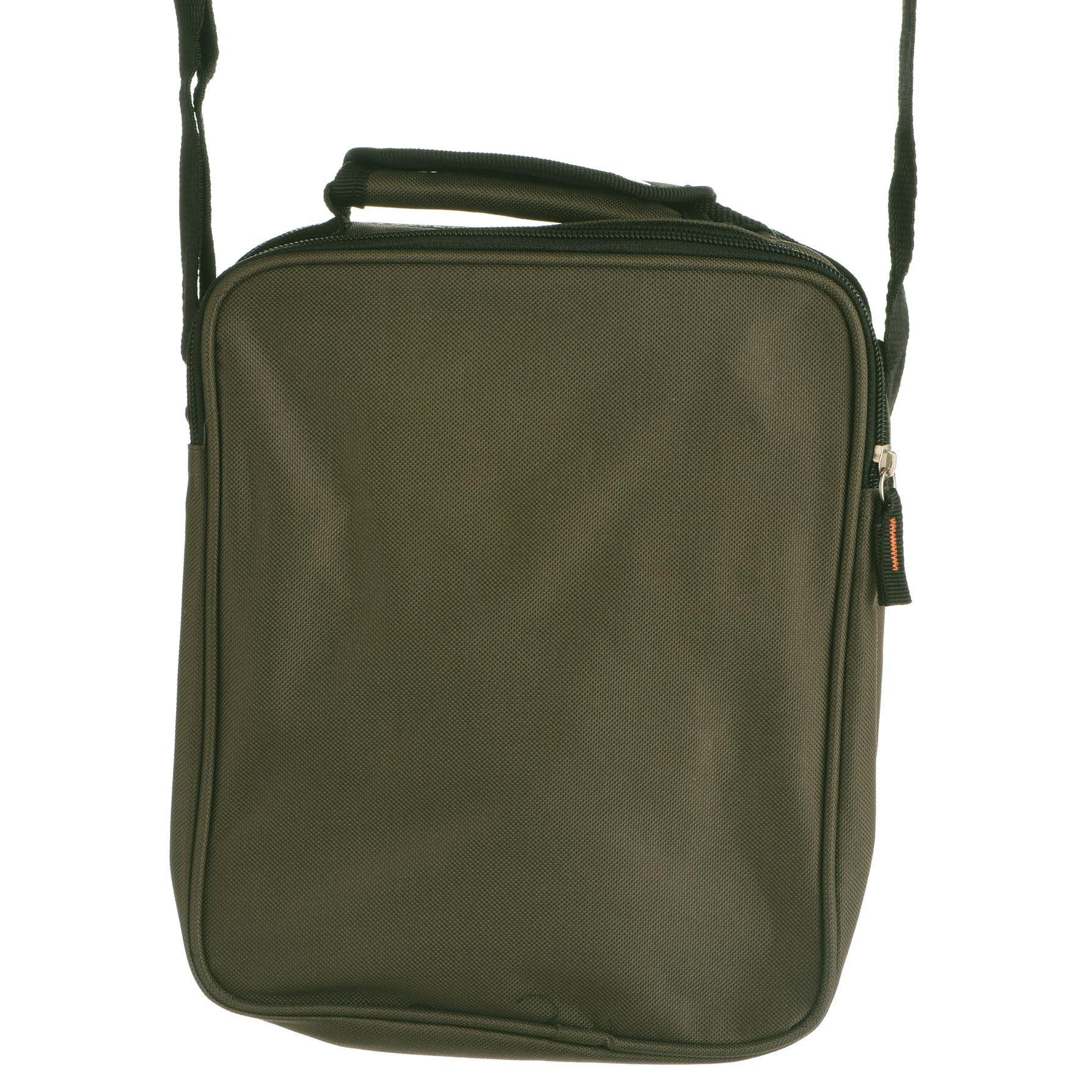 Mens Ladies Canvas Multi Purpose Cross Body Shoulder Bag ...