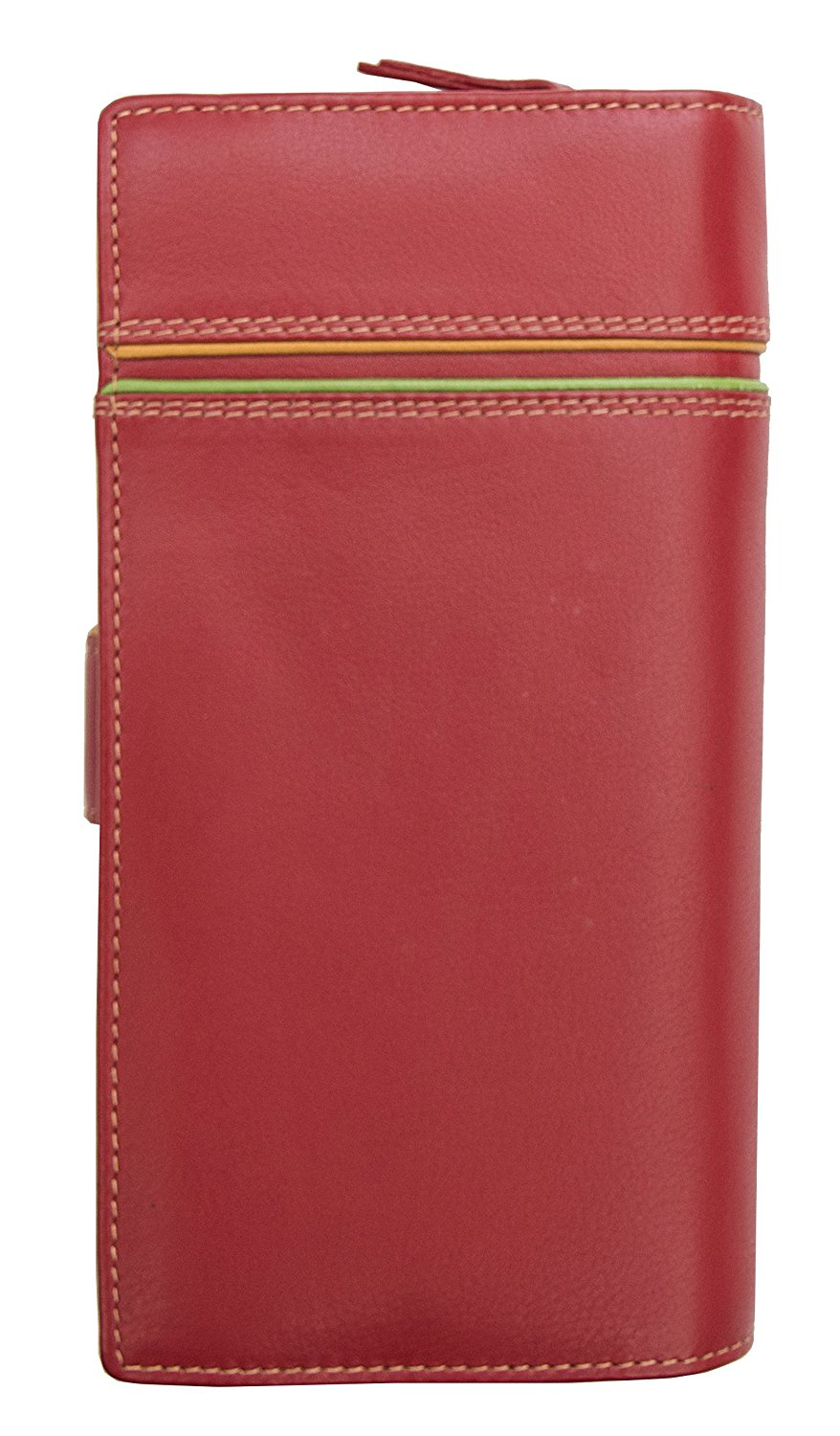 Femmes-Extra-Large-en-Cuir-Veritable-RFID-Bloquant-Organisateur-Clutch-Wallet-purse miniature 25