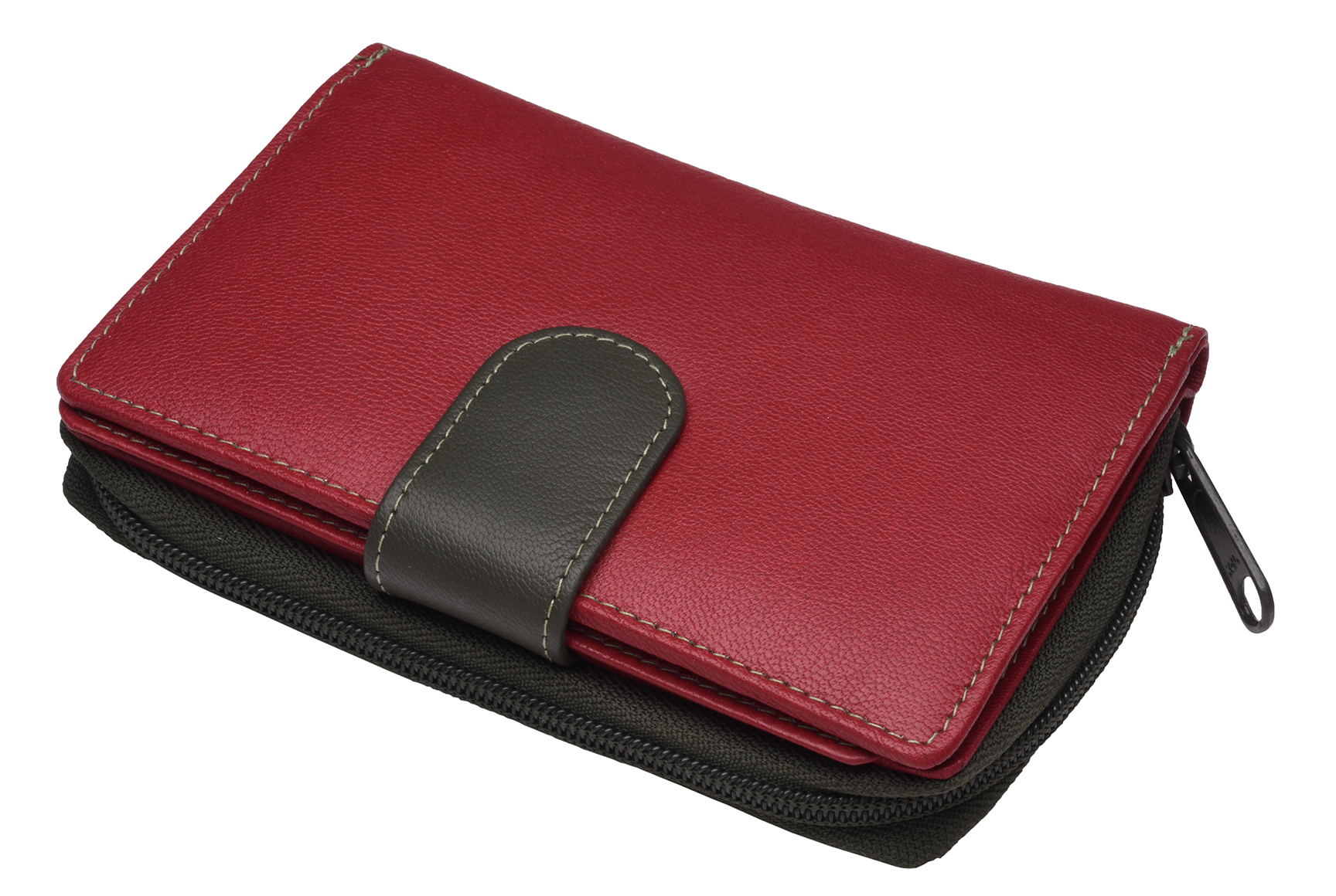 Ladies-Womens-RFID-Blocking-Safe-Leather-Bifold-Medium-Purse-Wallet-Coin-Section thumbnail 15