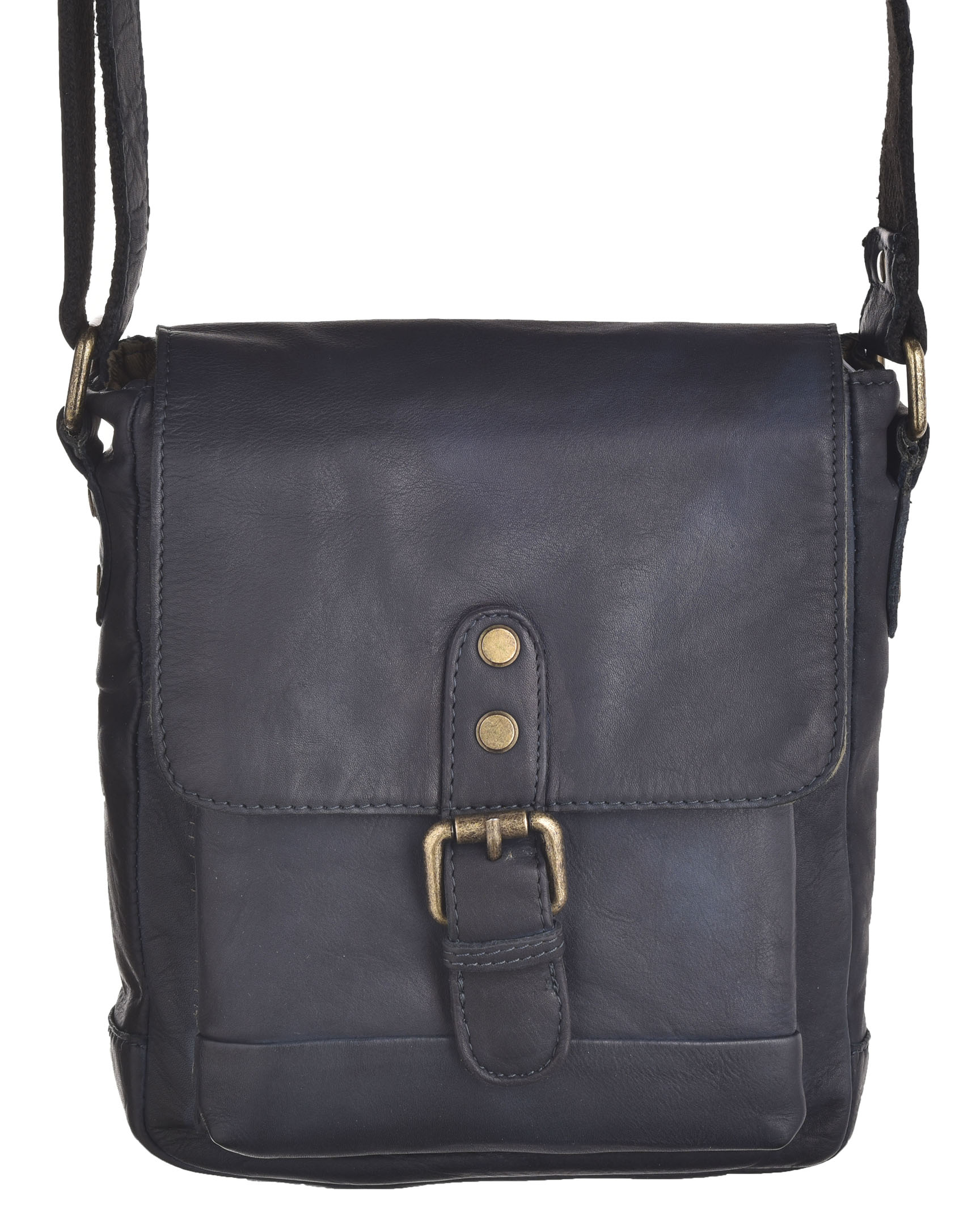 Mens Ladies High Quality Small Unisex Flap Over Shoulder Cross Body ... 4a0dd3e4b593a