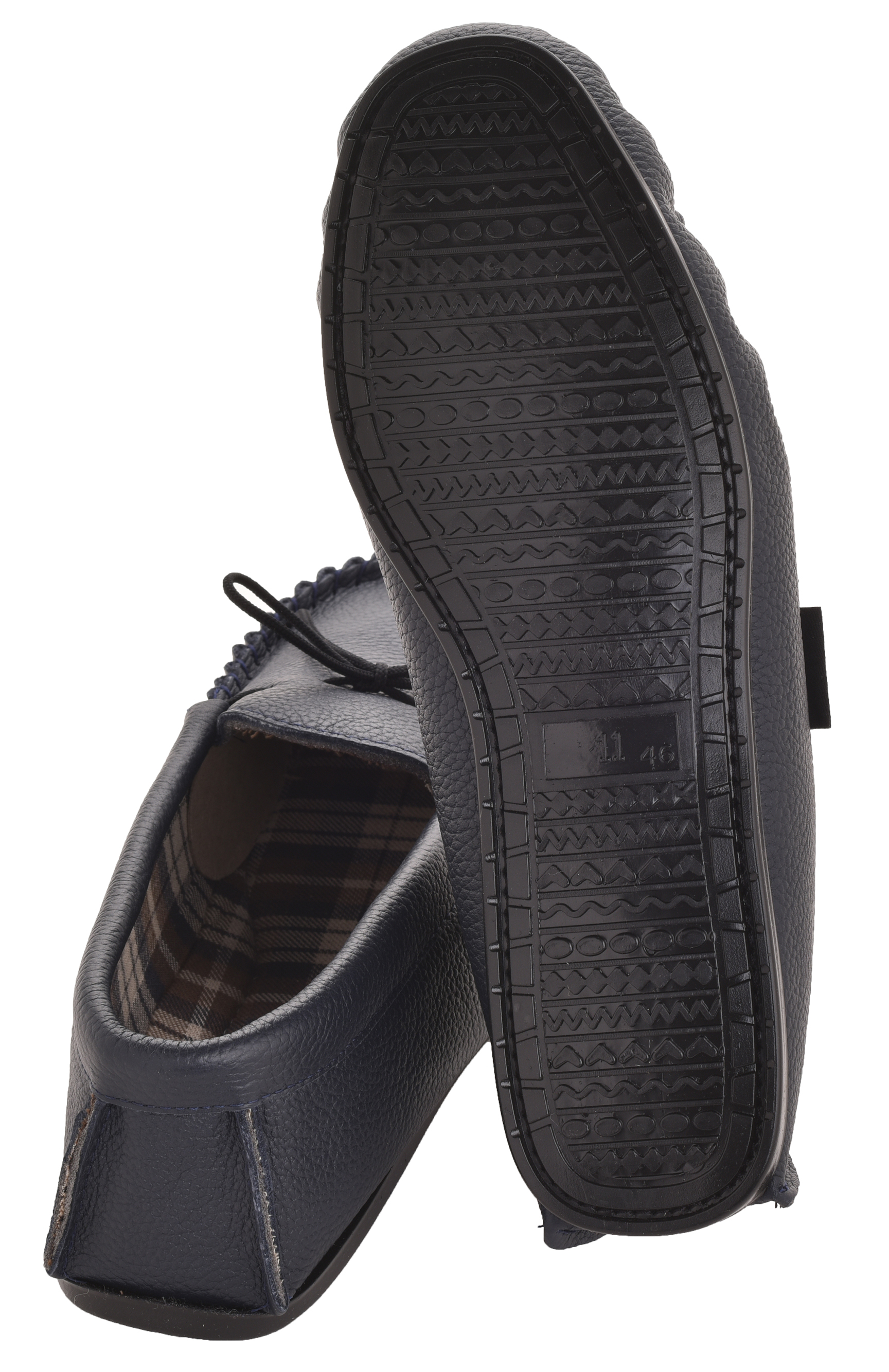 Leather-Moccasin-Slippers-UK-Made-for-Men-and-Ladies-Cotton-Lining-by-Lambland thumbnail 22