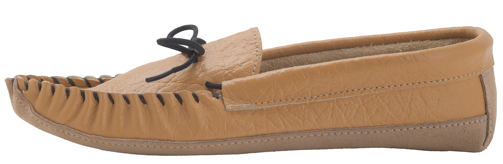 Leather-Earthing-Grounding-Moccasin-Slippers-Made-in-the-UK-Mens-amp-Ladies thumbnail 4