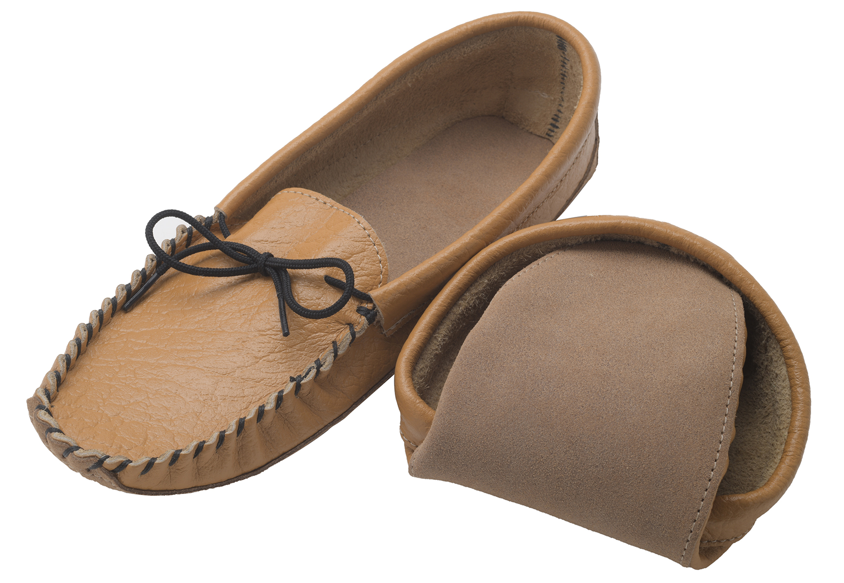 Leather-Earthing-Grounding-Moccasin-Slippers-Made-in-the-UK-Mens-amp-Ladies thumbnail 9
