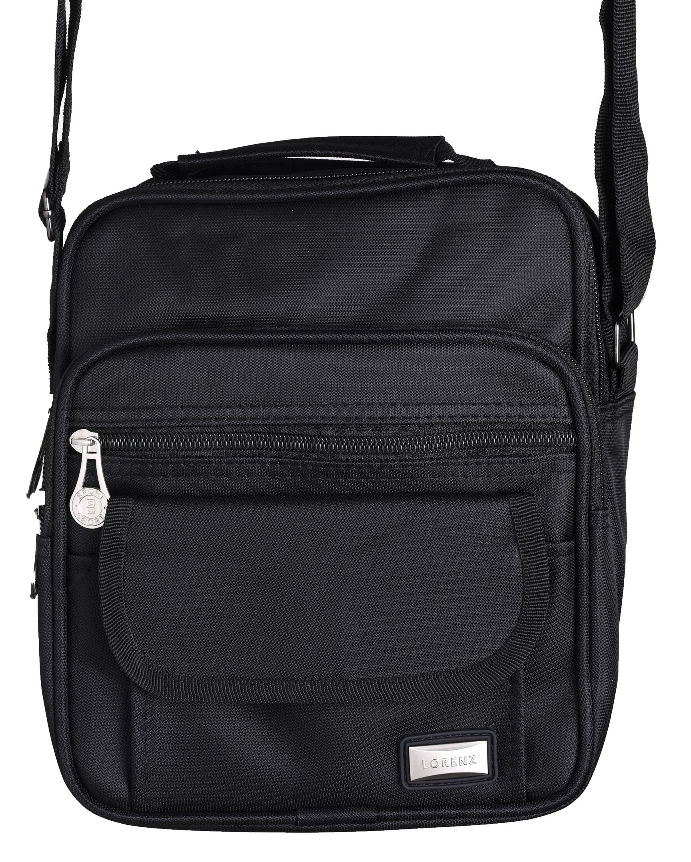 70175de7c829 Mens - Ladies Lightweight Multi Zip Cross Body - Shoulder Bag by ...