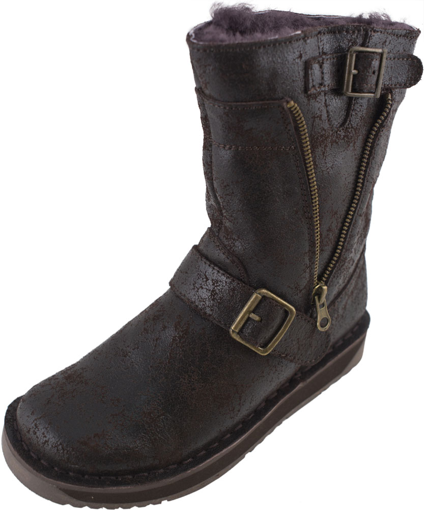 lambland genuine high quality leather boots with